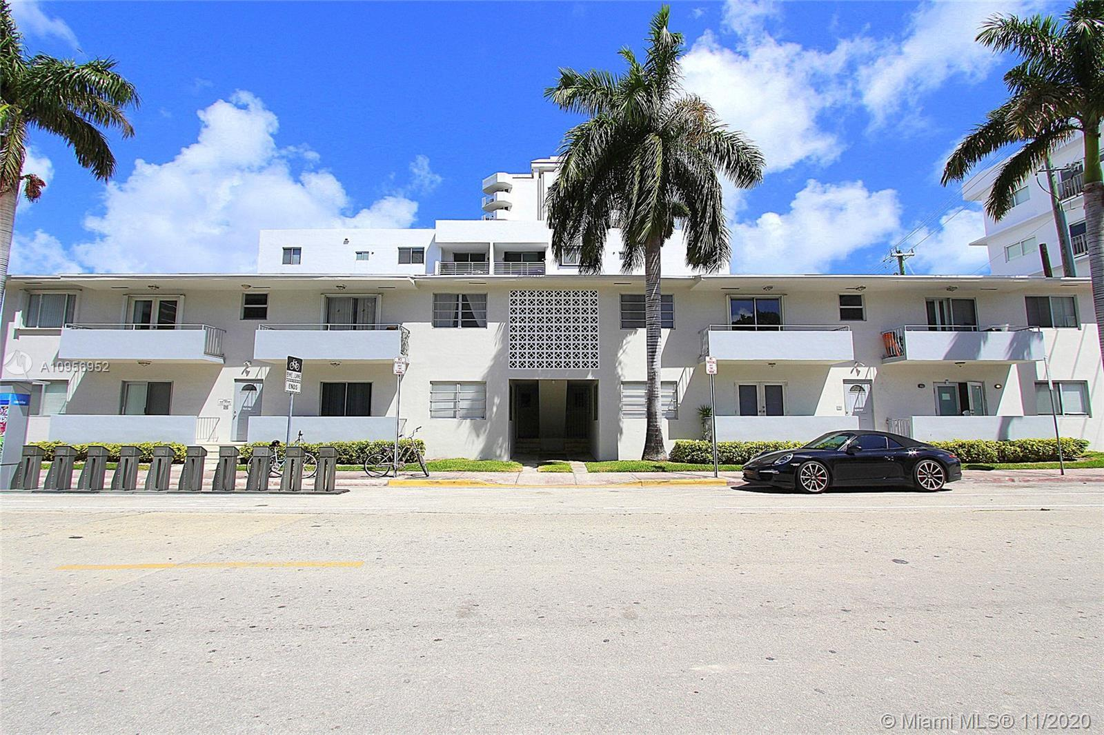 Located within walking distance to famous Lincoln Road, Ocean Drive and the beach. Small boutique bu