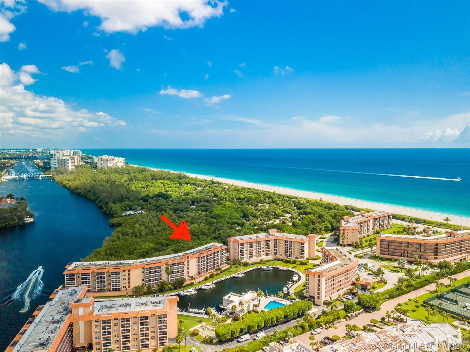 Beautifully updated 2/2 with view of marina and pool from the unit. Boat dock available on a first c