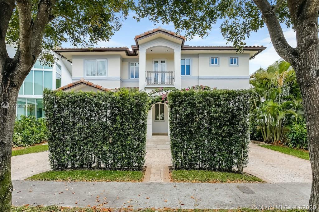 Priced to sell, best value on Miami Beach. New construction mediterranean style home. Built in 2008