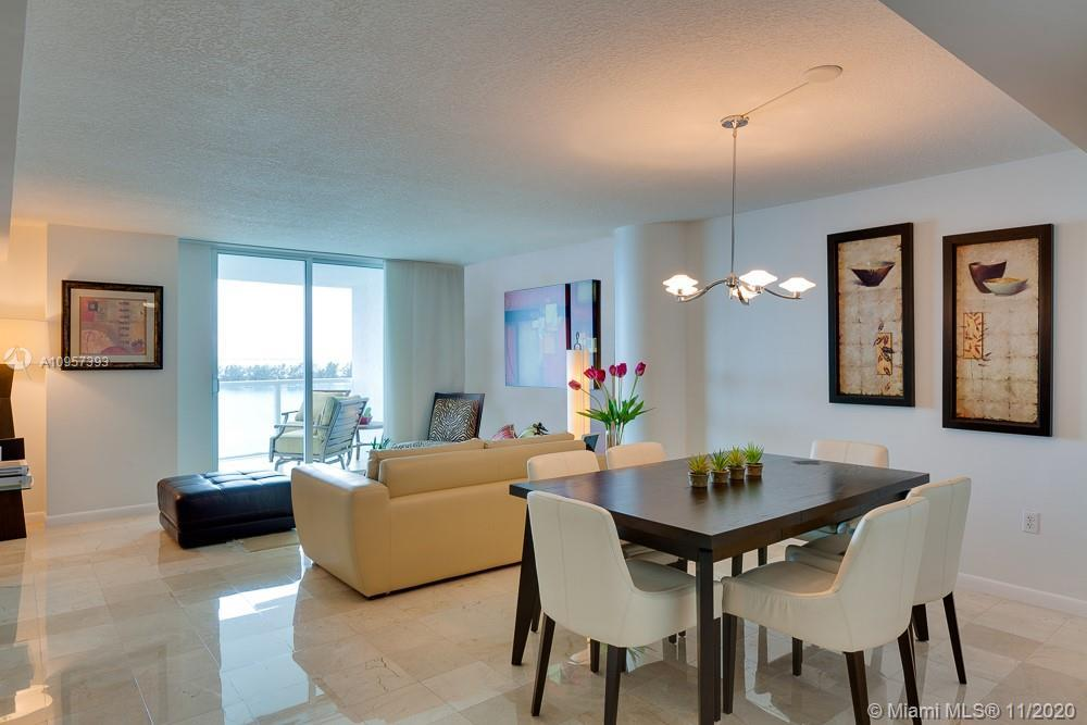 Amazing Ocean view from this spectacular 2 bedroom/2 bathroom unit. Marble floor in kitchen and livi