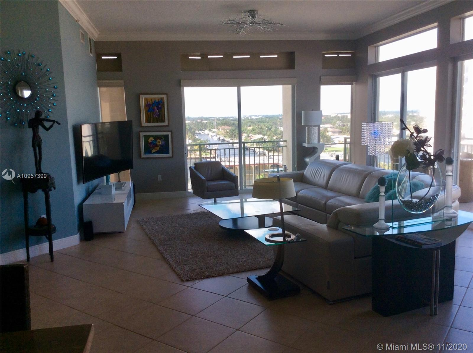RARELY AVAILABLE SPACIOUS 3 BEDROOM, 3 1/2 BATH PENTHOUSE WITH PRIVATE ELEVATOR ACCESS TO THE UNIT.