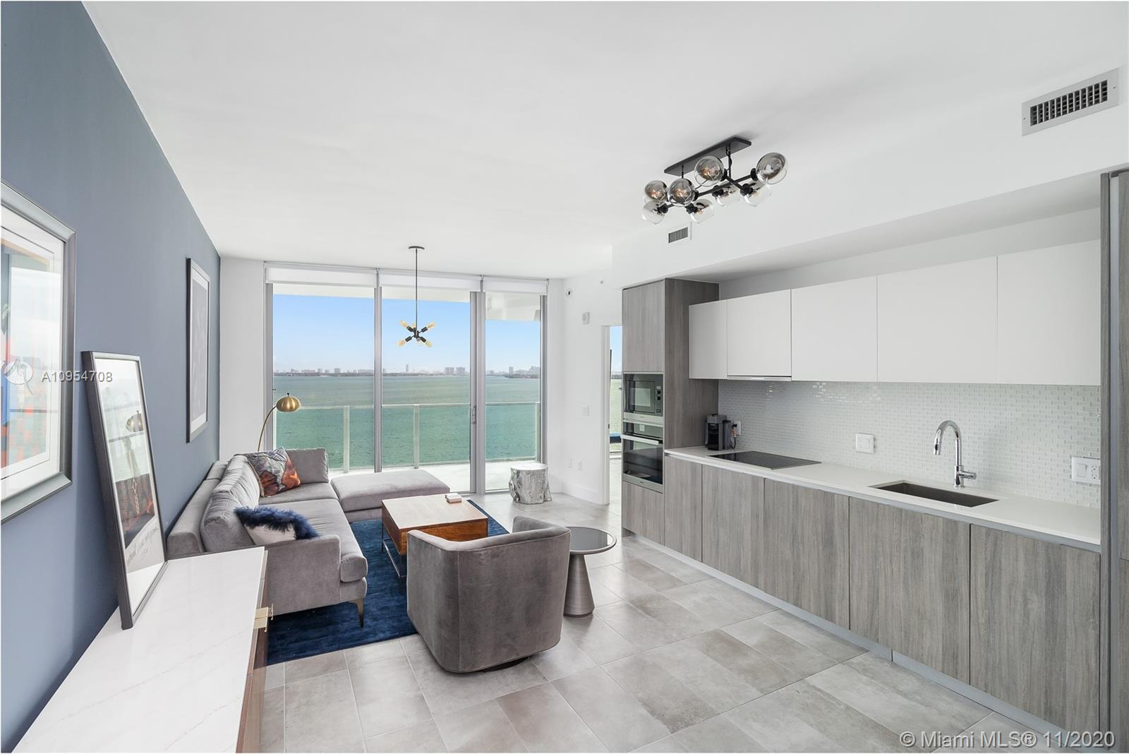 Biscayne Beach, Edgewater's newest coveted luxury building. You will fall in love with this Brand Ne