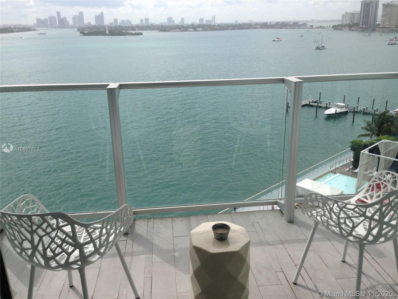 Stunning views of the sunset, one bedroom, one bath with Balcony. All the privileges of this exclusi
