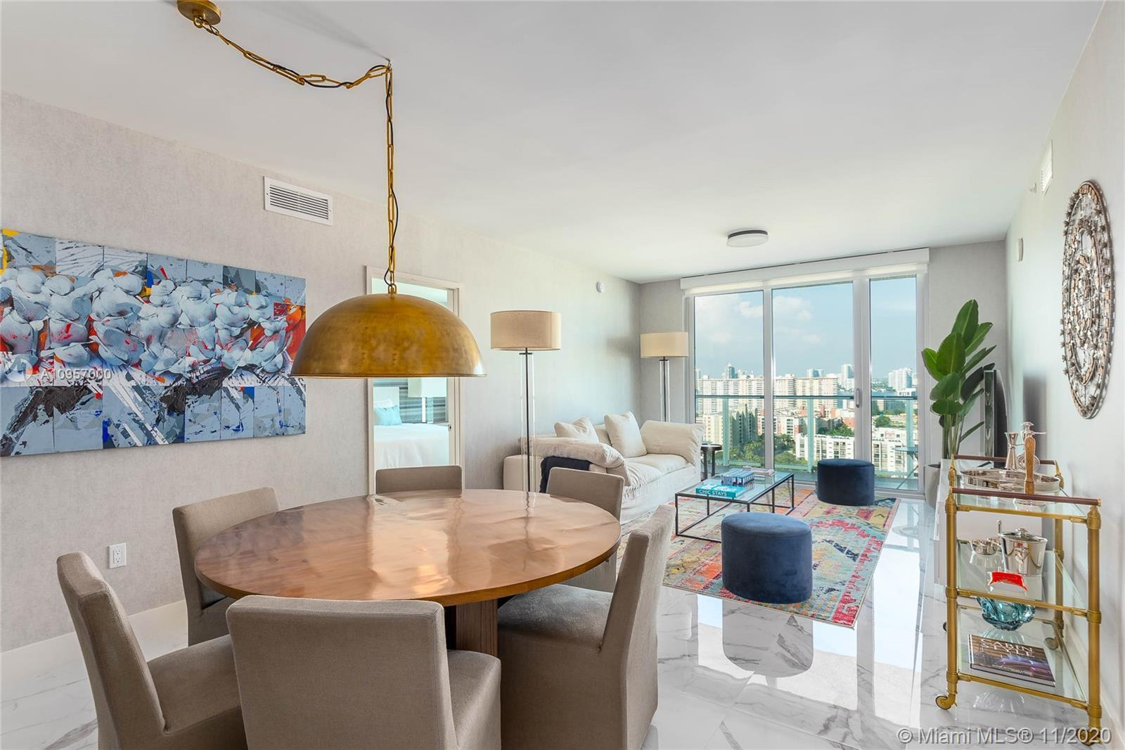 Turn-key Apartment at Parque Towers!! Incredibly finished and furnished by professional interior des