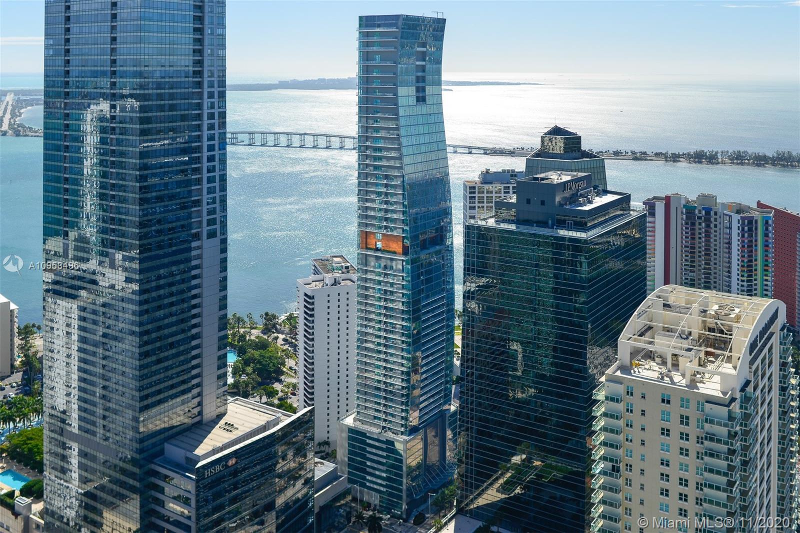 Facing East, this spacious and gorgeous 1 Bedroom residence is located at ECHO BRICKELL, one the mos