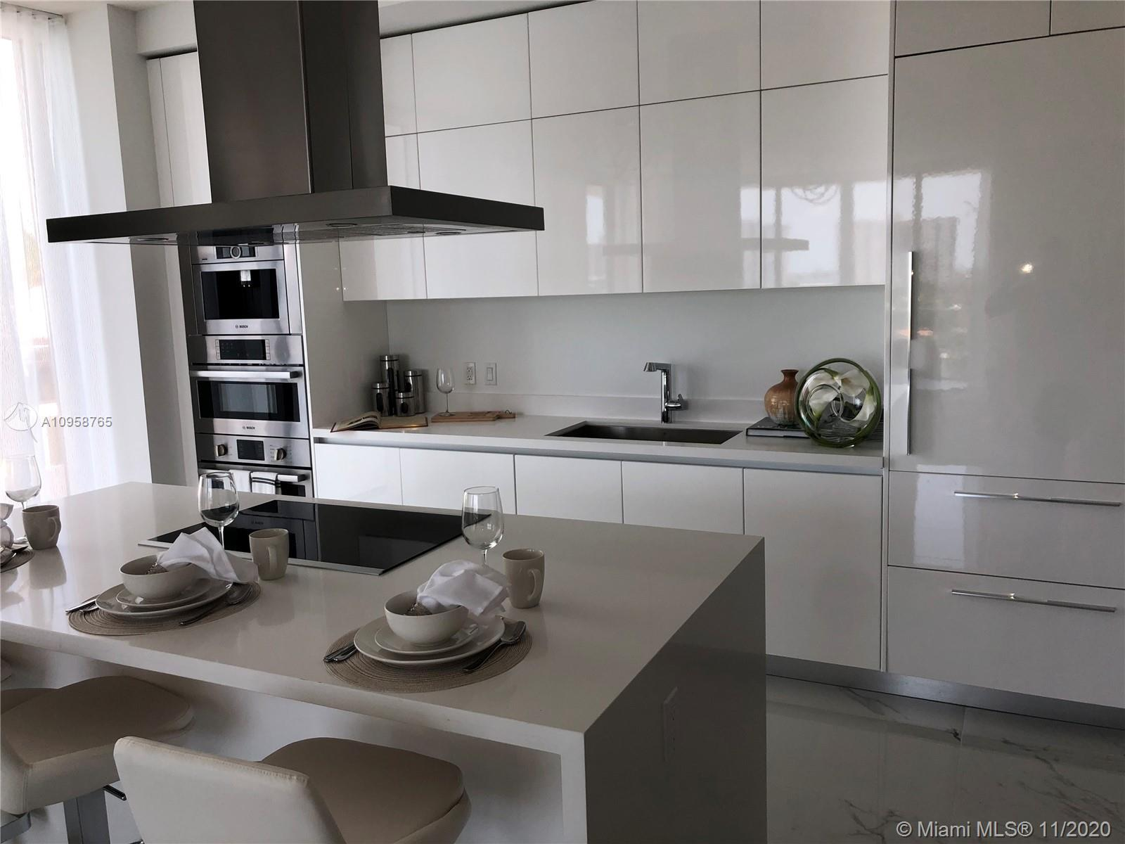 This is a fully upgraded and furnished unit. Beautifully and tastefully decorated, with top-of-the-l