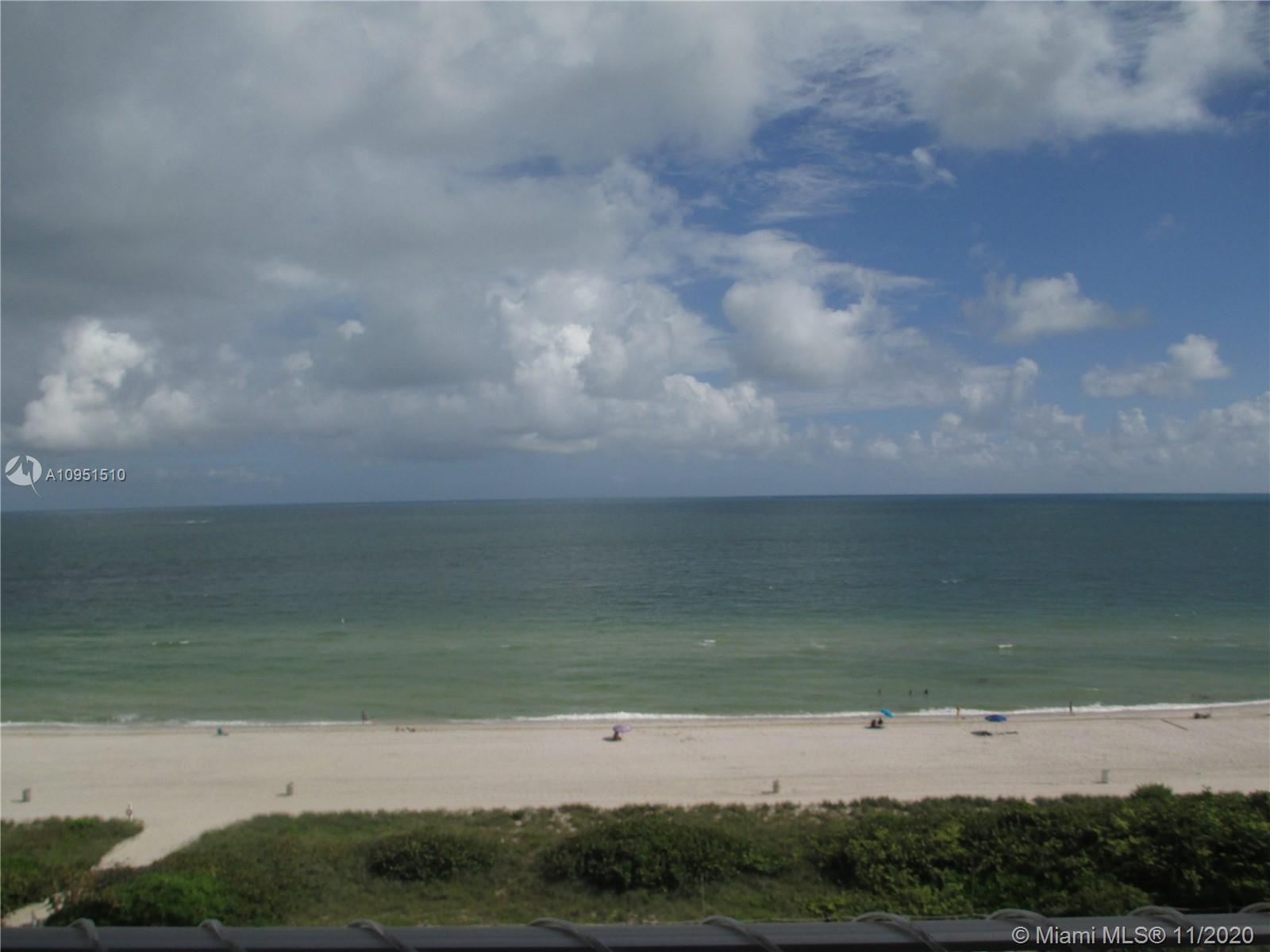 Direct Oceanfront N/E corner with spectacular ocean views. Wonderful opportunity to purchase a renov
