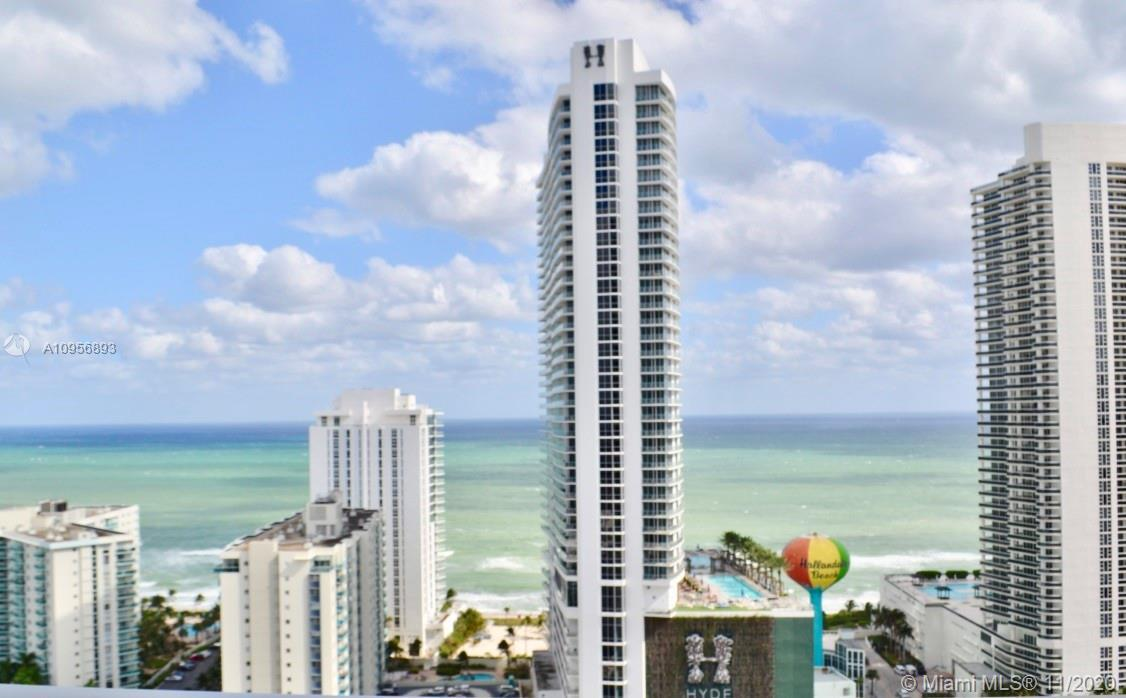 Turn key resort condo in sought-afterHyde Beach House! Brand new 2 bedroom/ 2 bathroom unit with Eas
