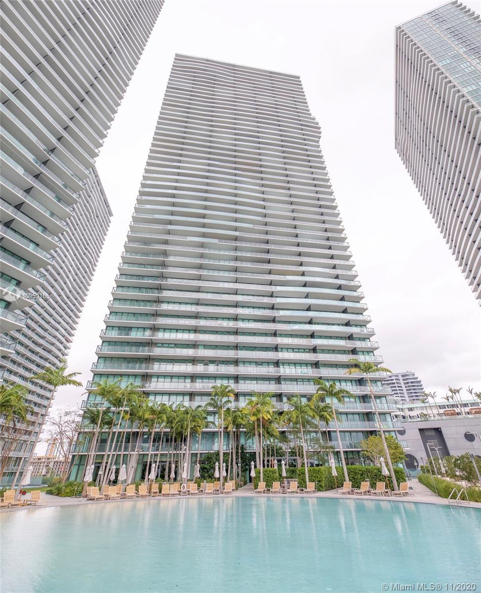 COMPLETELY FINISHED STUNNING RESIDENCE AT MIAMI'S MOST PRESTIGIOUS NEW ADDRESS PARAISO BAY!! 4/4.5 W