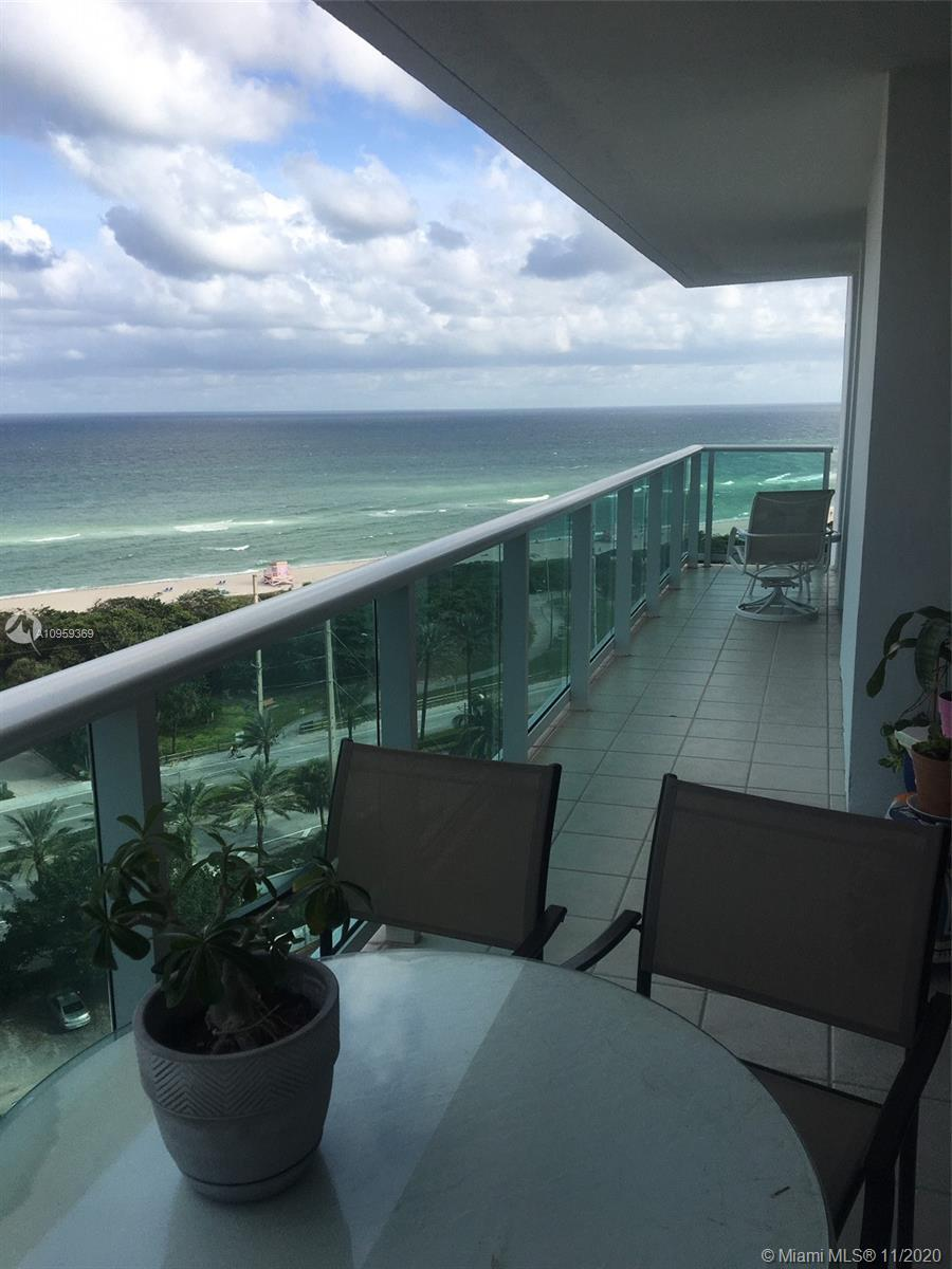 Big two bedroom condo with spectacular OCEAN views totally renovated. Marble floors and german kitch