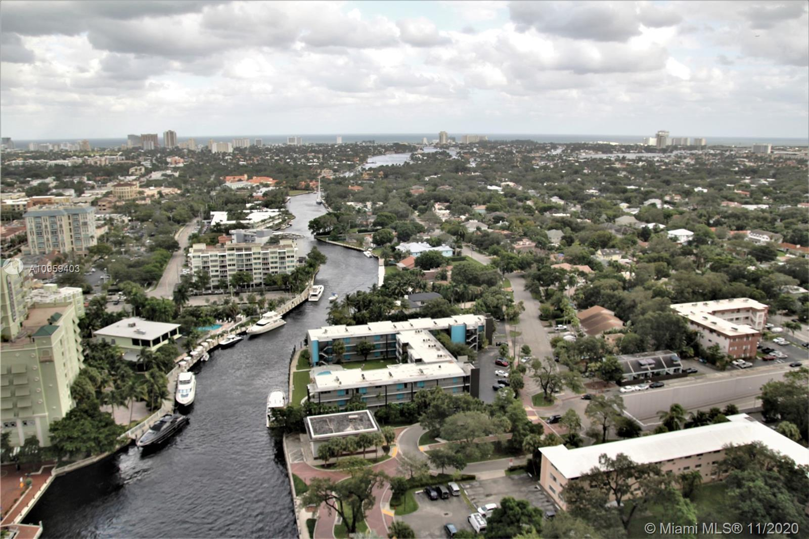 AMAZING RENOVATED 2 BEDROOM / 2 BATH SPLIT FLOOR PLAN WITH PANORAMIC VIEWS OF RIVER, INTRACOASTAL AN