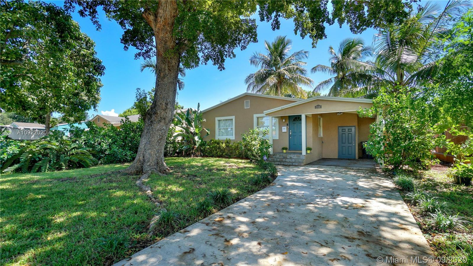 Completely remodeled 1135 sq ft, 2 bedroom, 1 bathroom turn key move in ready home. EASILY CONVERT I