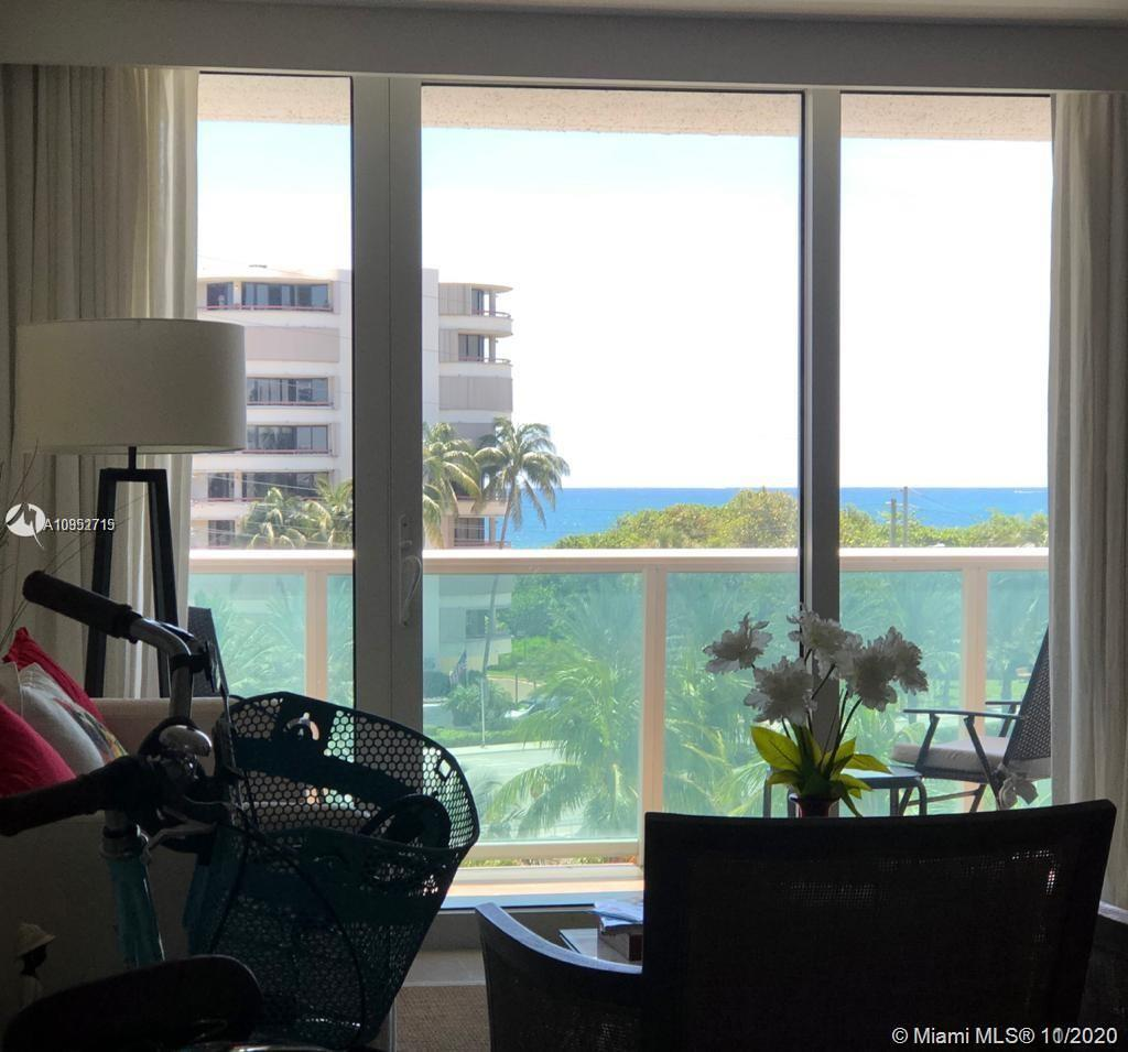 Completely remodeled ocean view 2/2 in most sought-after southeast (16-line) corner. This apartment
