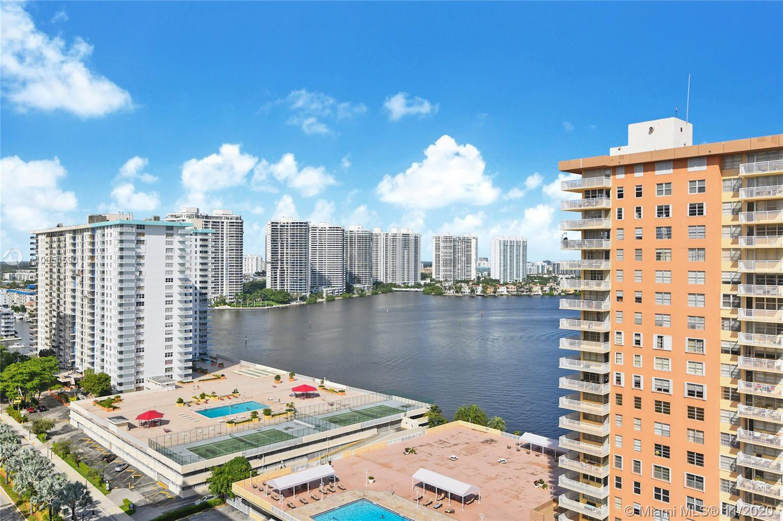 MAGNIFICENT FULLY RENO 2 BED/ 2 BA WATERVIEW HOME IN 24-hr SECURITY BLDG, FULLY EQUIPPED FIT ROOM, H