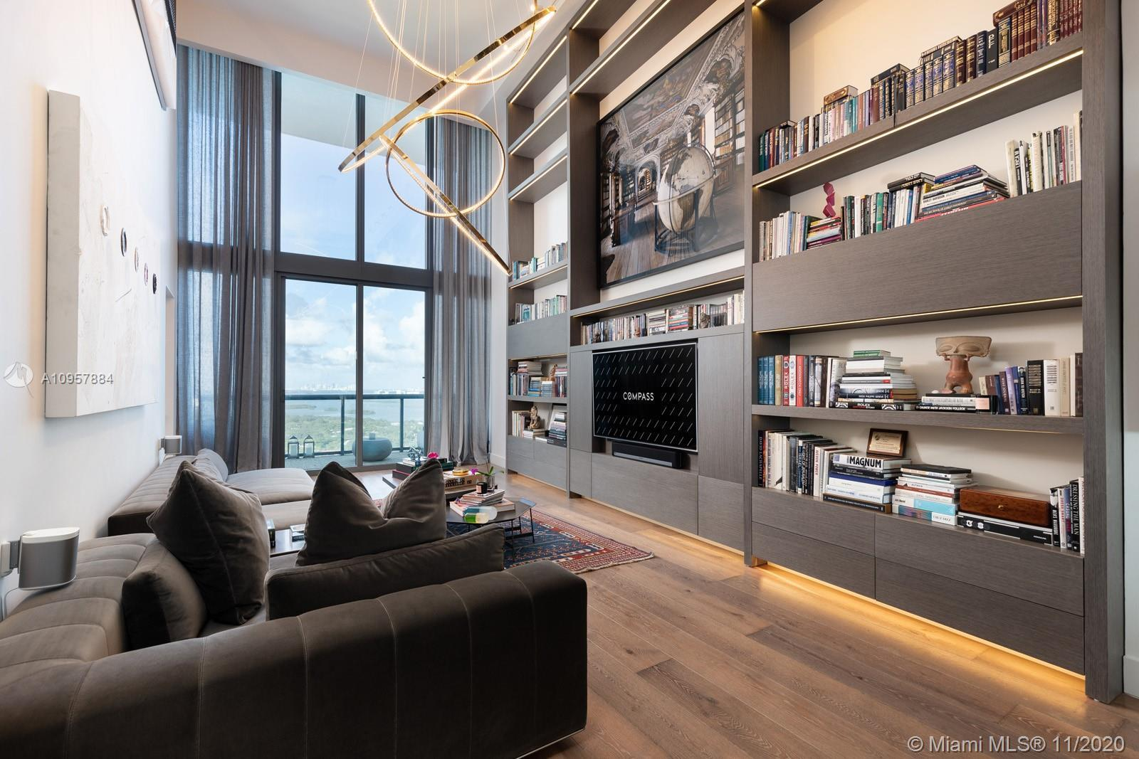 Beautifully reimagined, one-of-a-kind Penthouse sets the new standard for luxury and sophistication