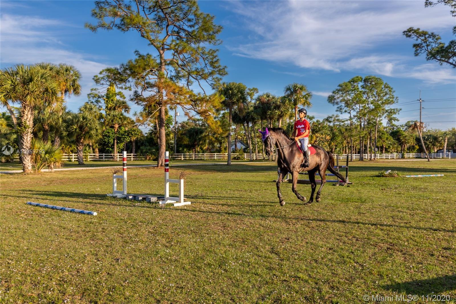 Close to West Palm Beach, Palm Beach and Wellington ideal for those who come to the Winter Equestria