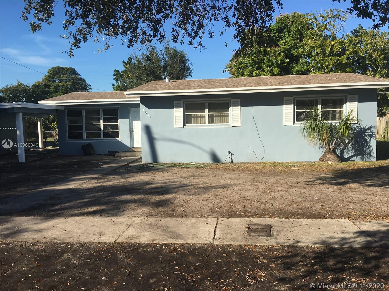 Completely updated 4 bedroom, 2 bathroom single-family home just under 2,000 square feet of living s
