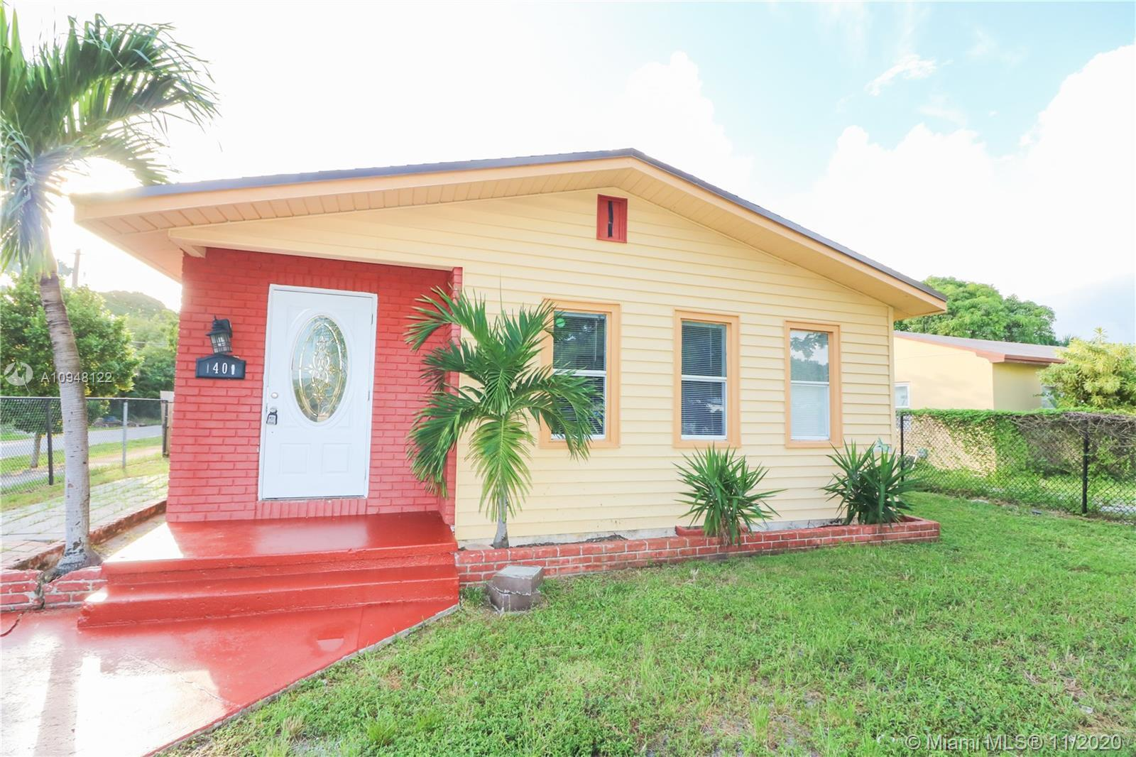 Fully Renovated 4 Bedroom 2 Bathroom House - GREAT OPPORTUNITY - Well Located just North of Sunrise