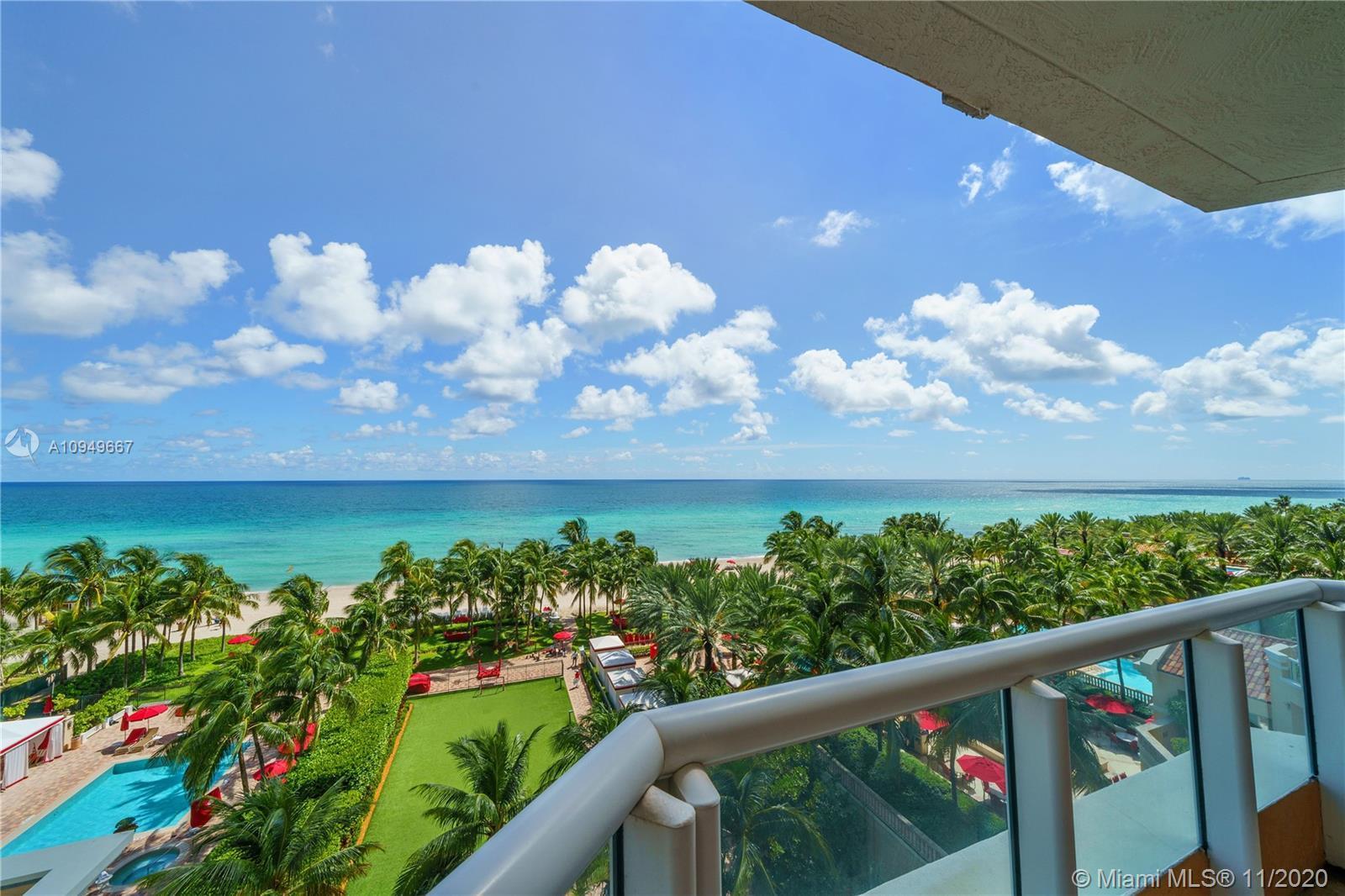 Gorgeous Corner Ocean Front Corner Unit in Acqualina Ocean Residences & Resort. This magnificent 3B/
