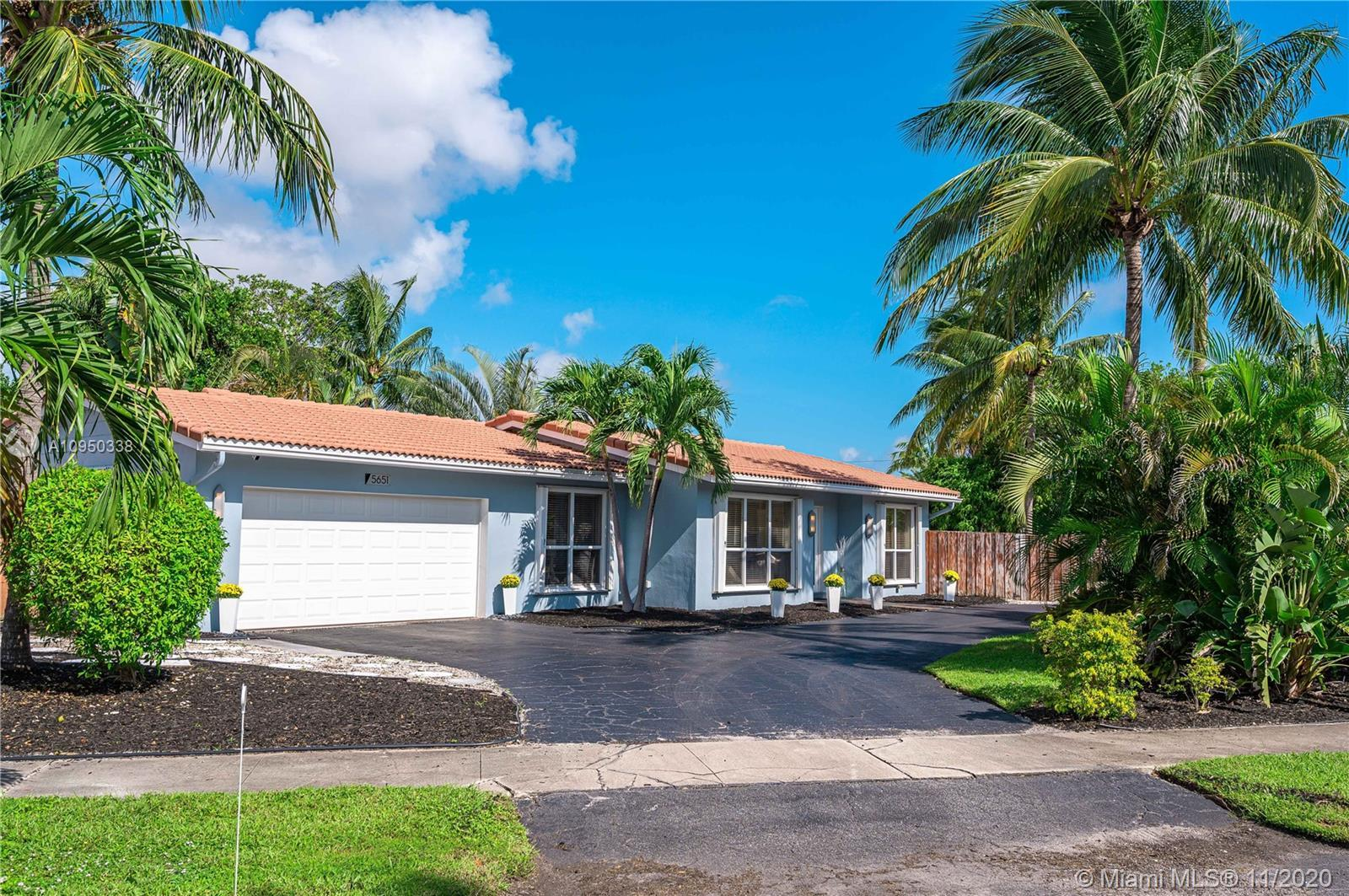 Immaculate move-in ready home in the quiet neighborhood of Imperial Point. Live the Florida Lifestyl