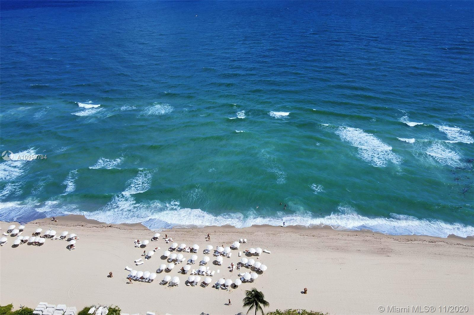 OWN TWO ADJOINING OCEANFRONT SPECTACULAR UNITS IN 5 STAR CONDO HOTEL ON SUNNY ISLES BEACH! GREAT INV