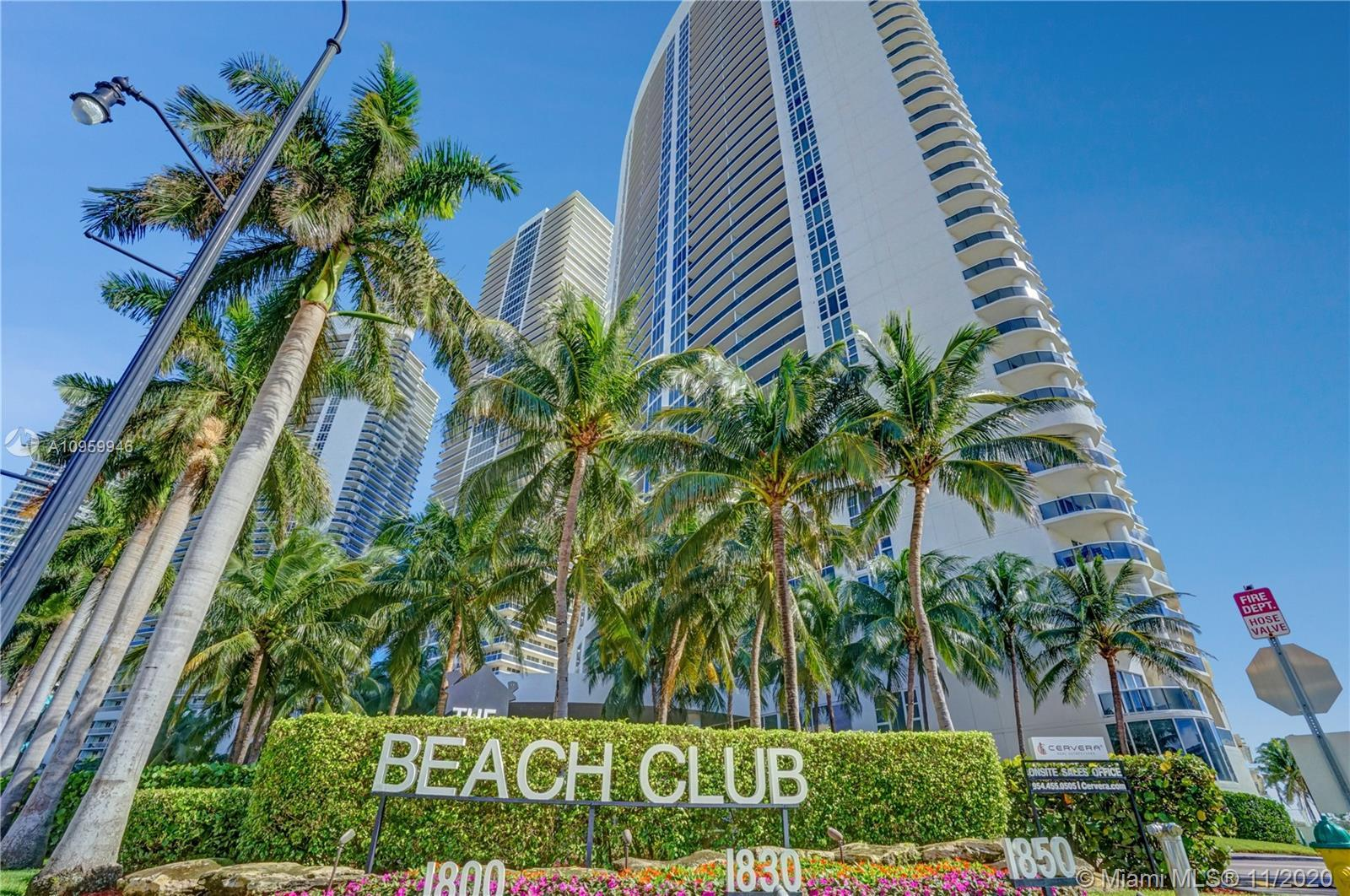 Beautiful 1 bedroom, 1 bathroom + den at the Beach Club Three. Resort style living at its finest. Ti