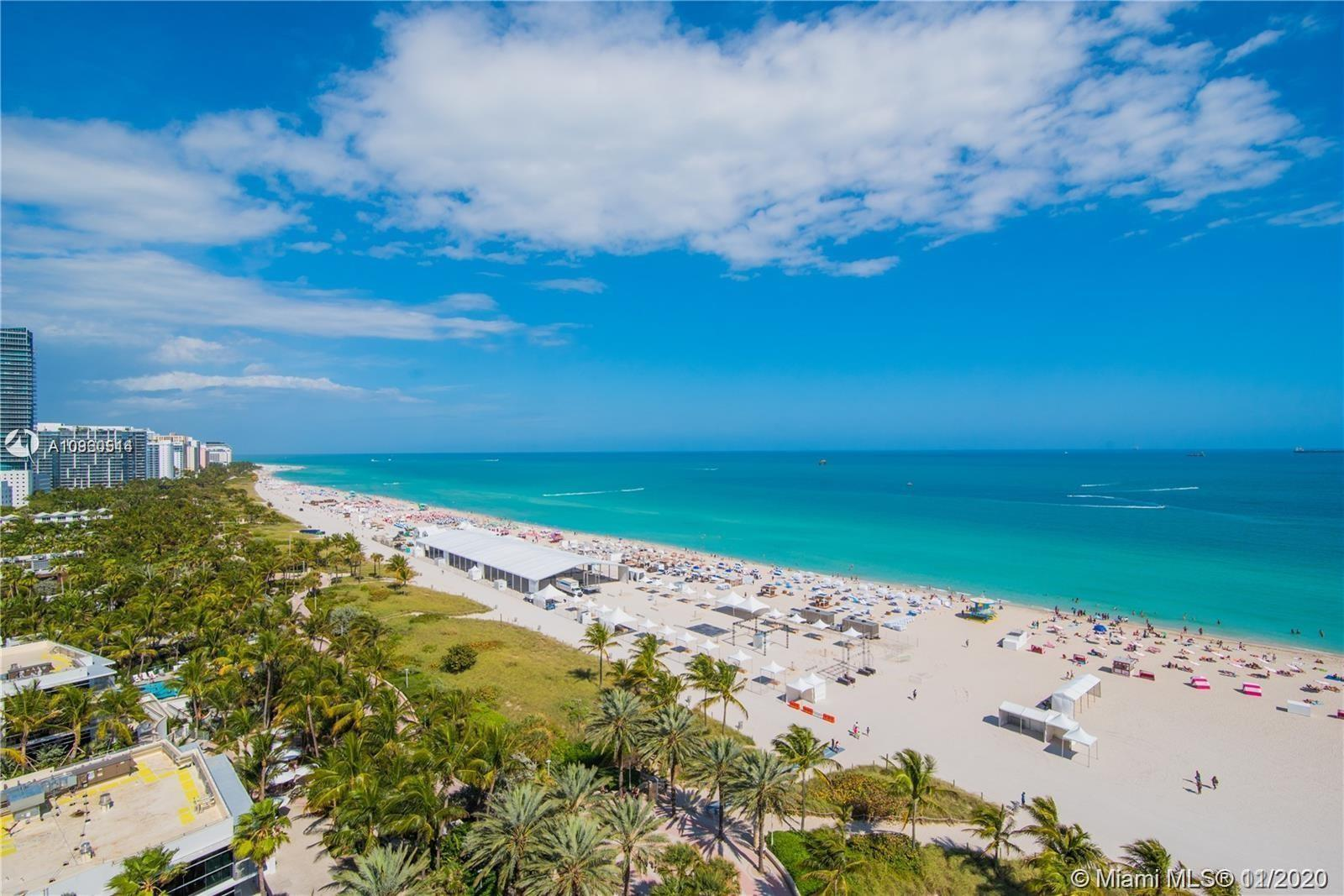 Steps away from the excitement of Lincoln Rd & heart of South Beach restaurants and shops. Ocean fro