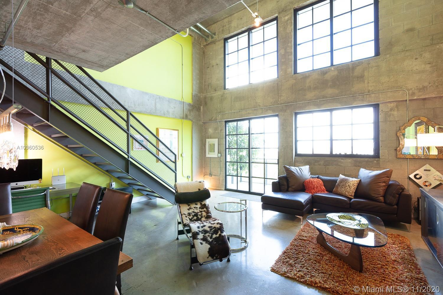 New York Style Industrial Loft with over $150K spent in upgrades, for storage fixture and finishes i