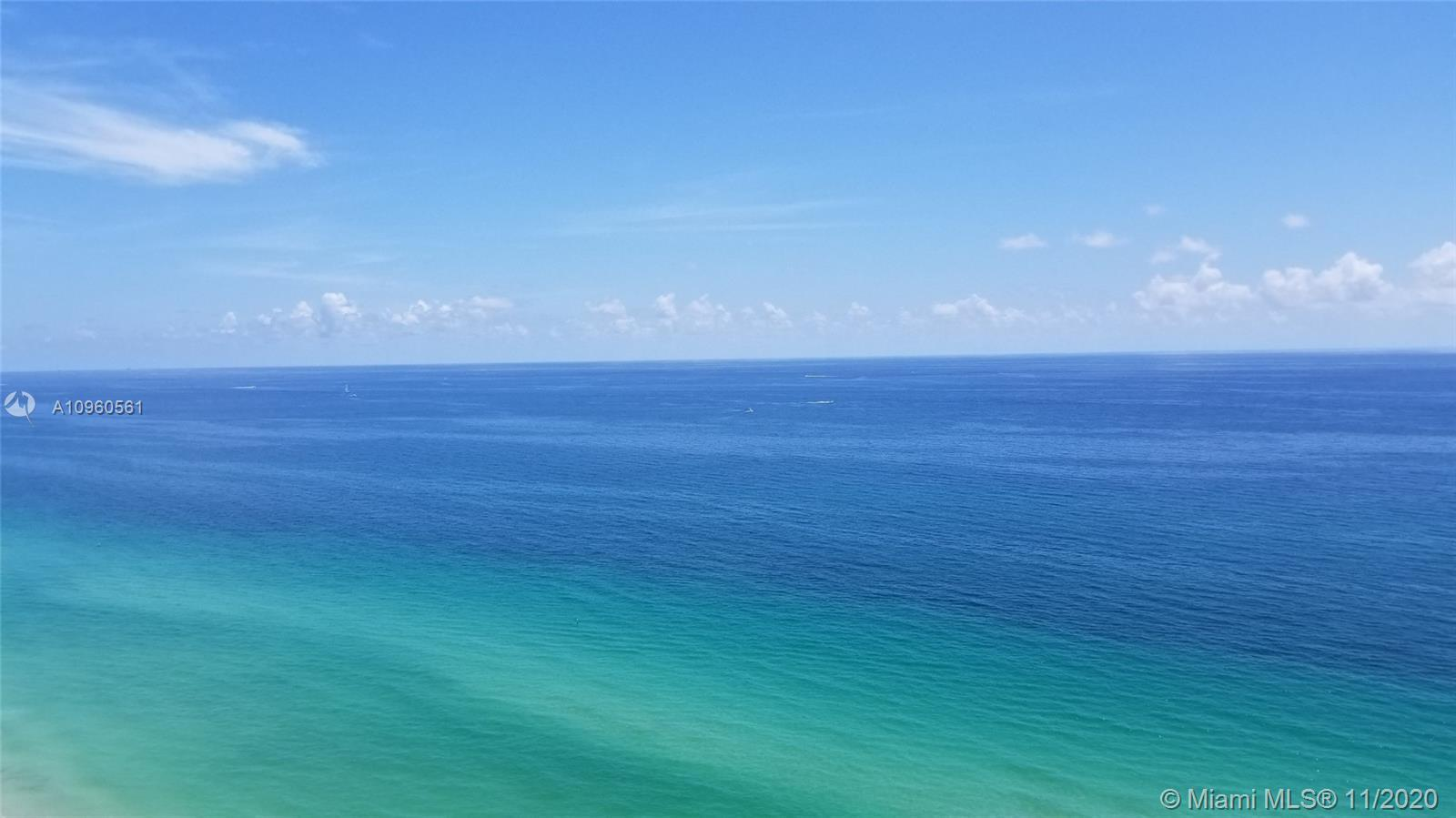 Spectacular 3 bed, 3.5 baths with direct ocean and intracoastal views from the 36th floor; enjoy bea