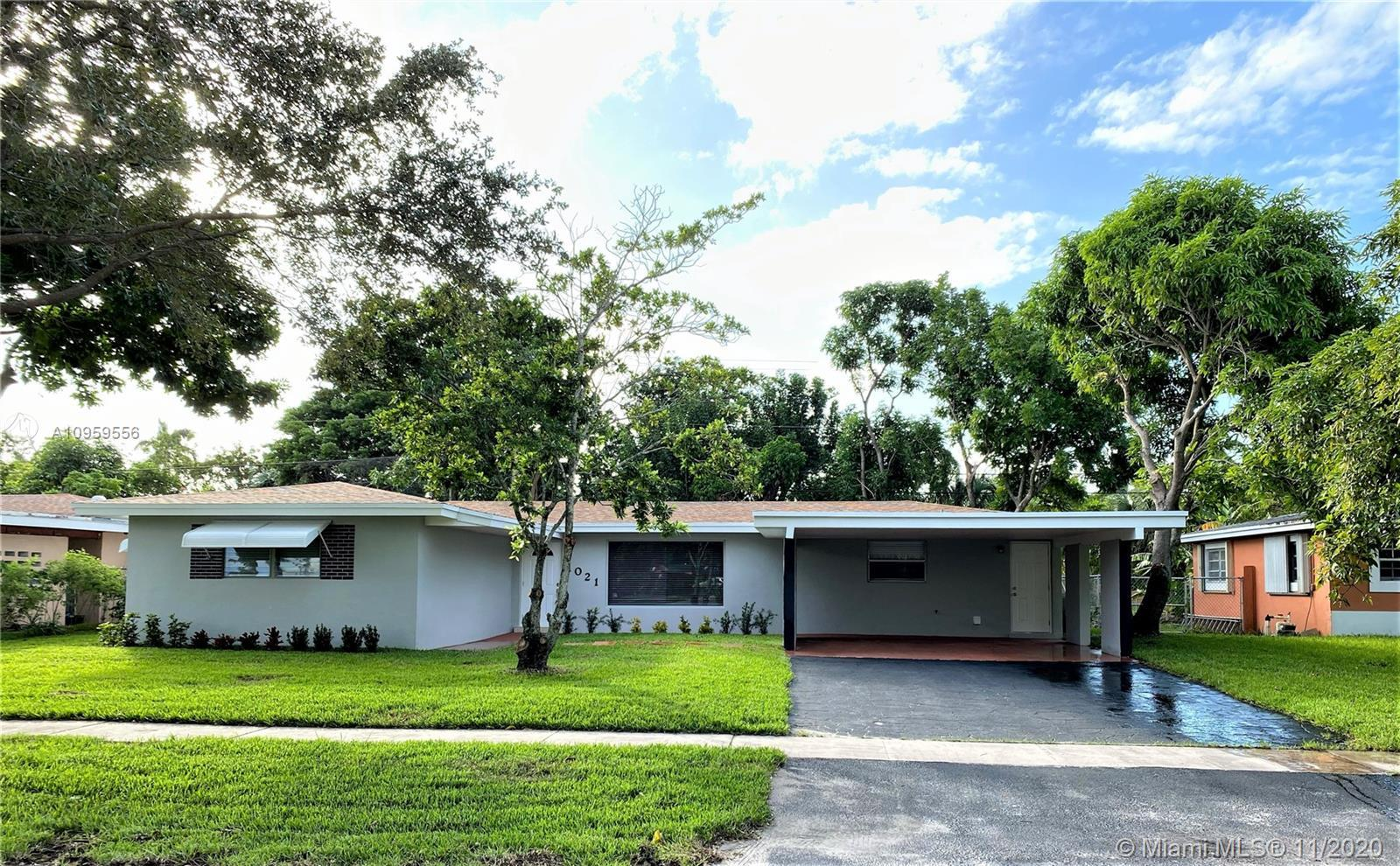 Luminous elegant single family home with 3 Bedrooms,2 Full Bath, completely remodeled from head to t
