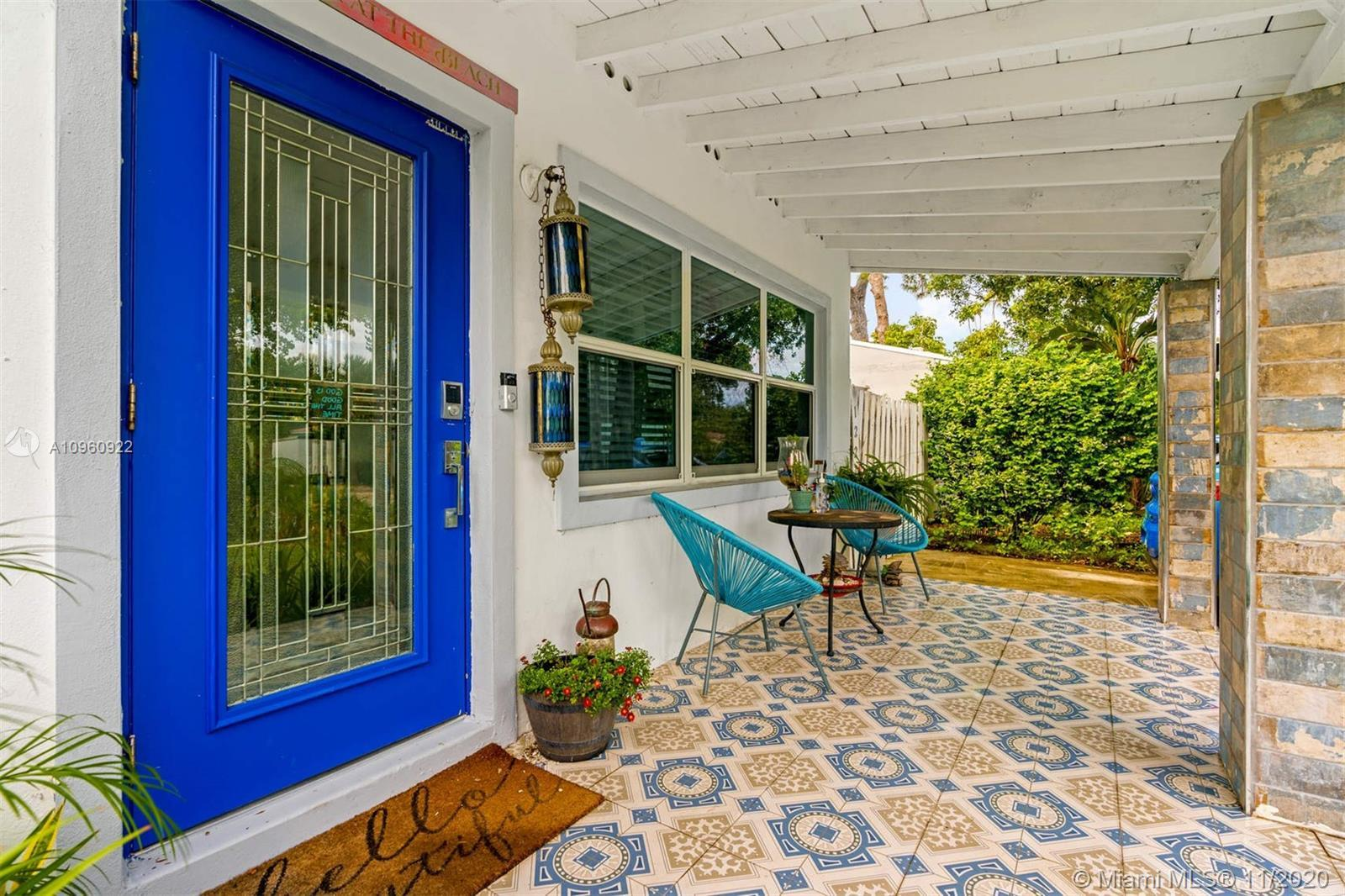 Welcoming and Charming house, completely remodeled, sitting on 6750 Sf lot. Featuring two spacious b
