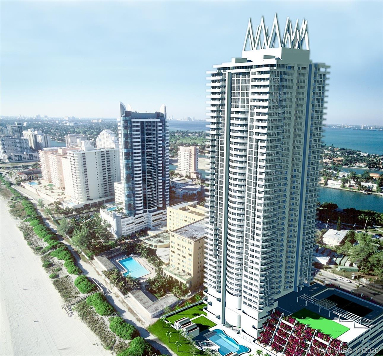 Amazing ocean and intercostal views from this contemporary decorated and furnished unit. The Akoya b