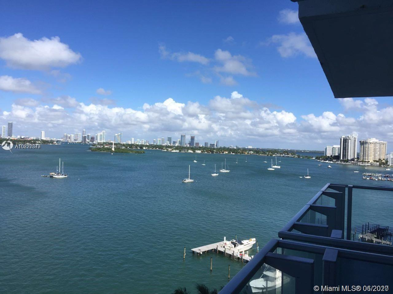 DIRECT WATER VIEW UNIT. NOT IN THE HOTEL PROGRAM. One of the best buildings in South Beach. This is