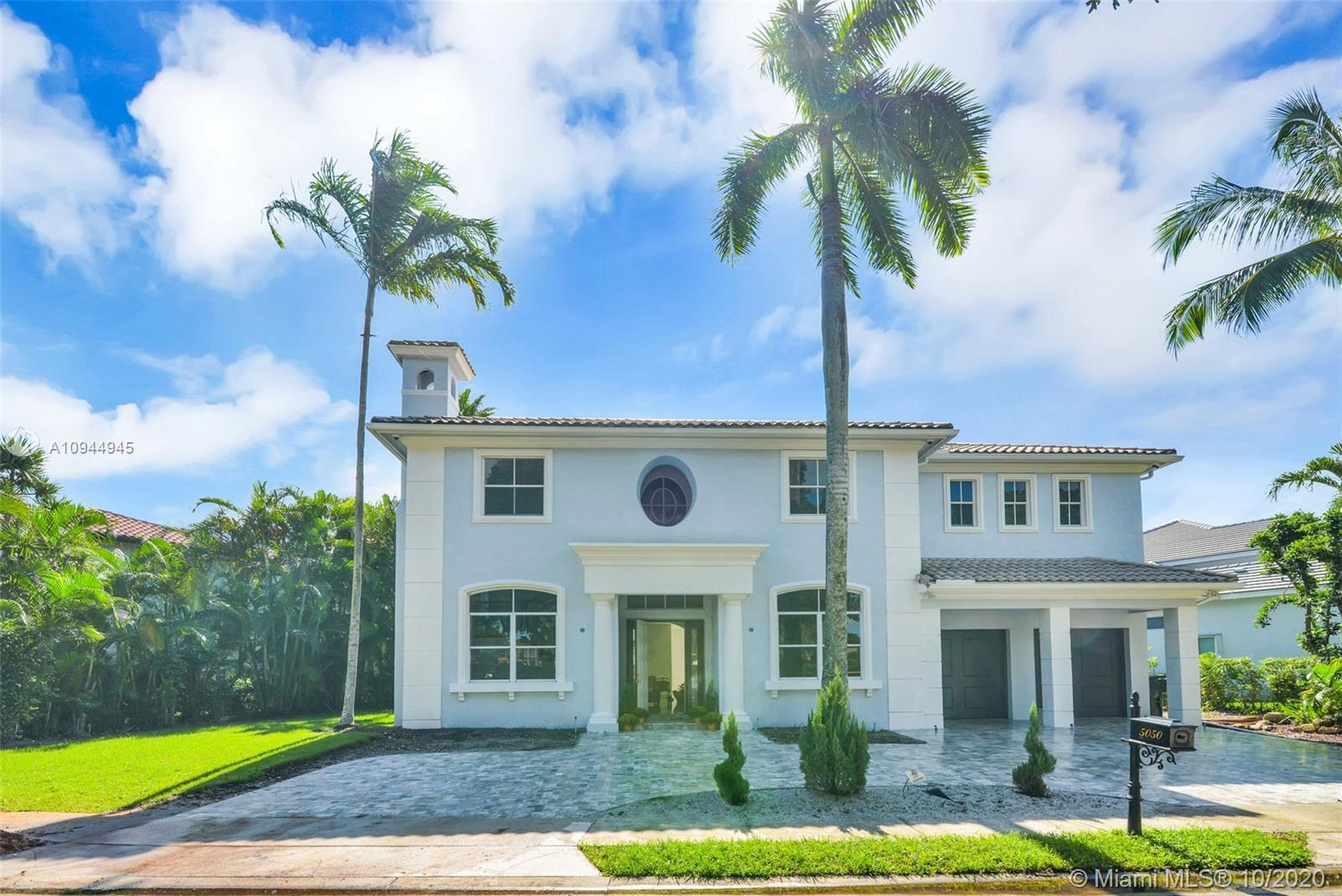 95% renovated 2 story single family home in East Boca Raton in a Gated Community with full time guar