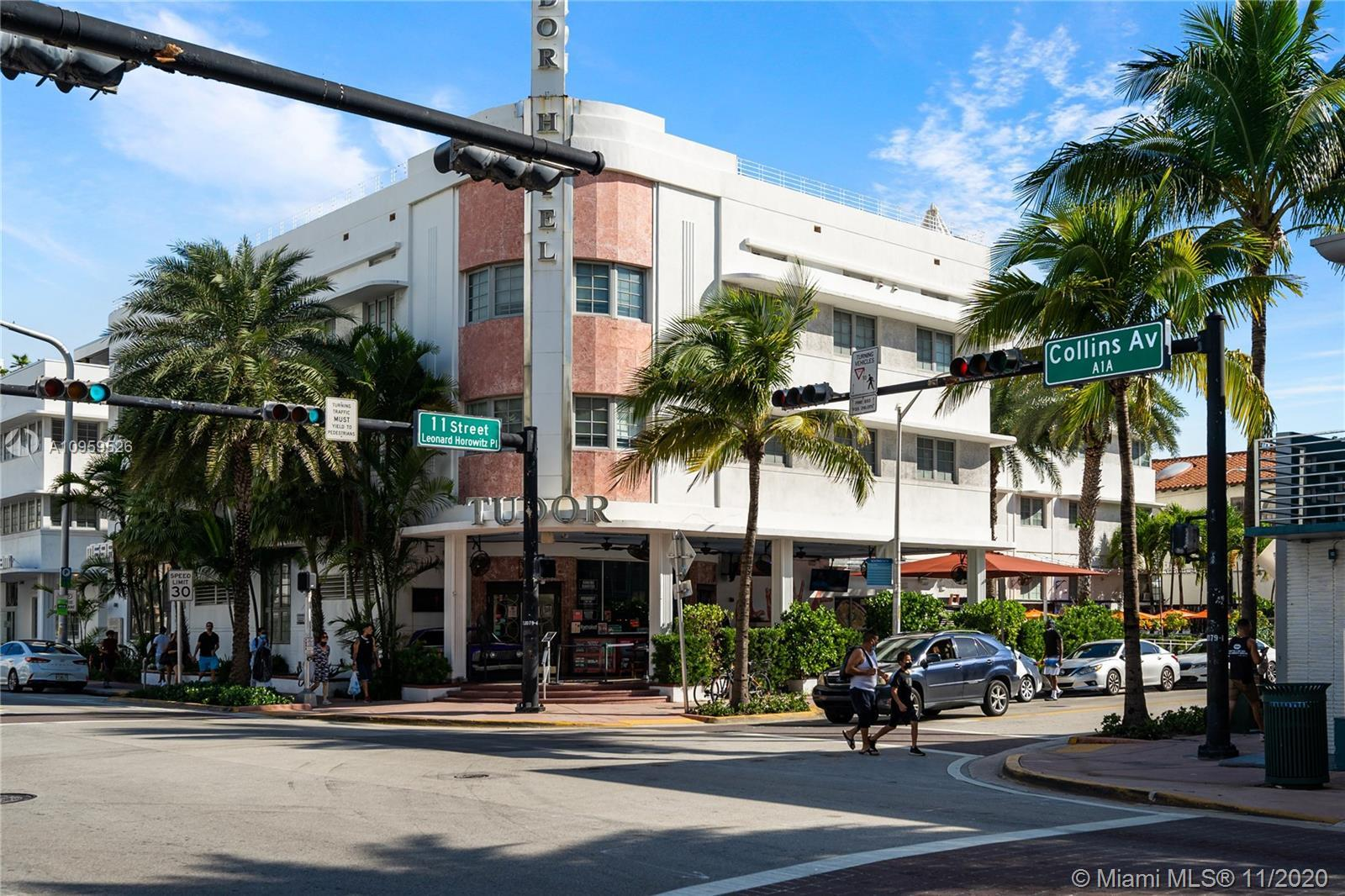 Investment opportunity in the heart of south beach. Short term renting approved in this turn key  51