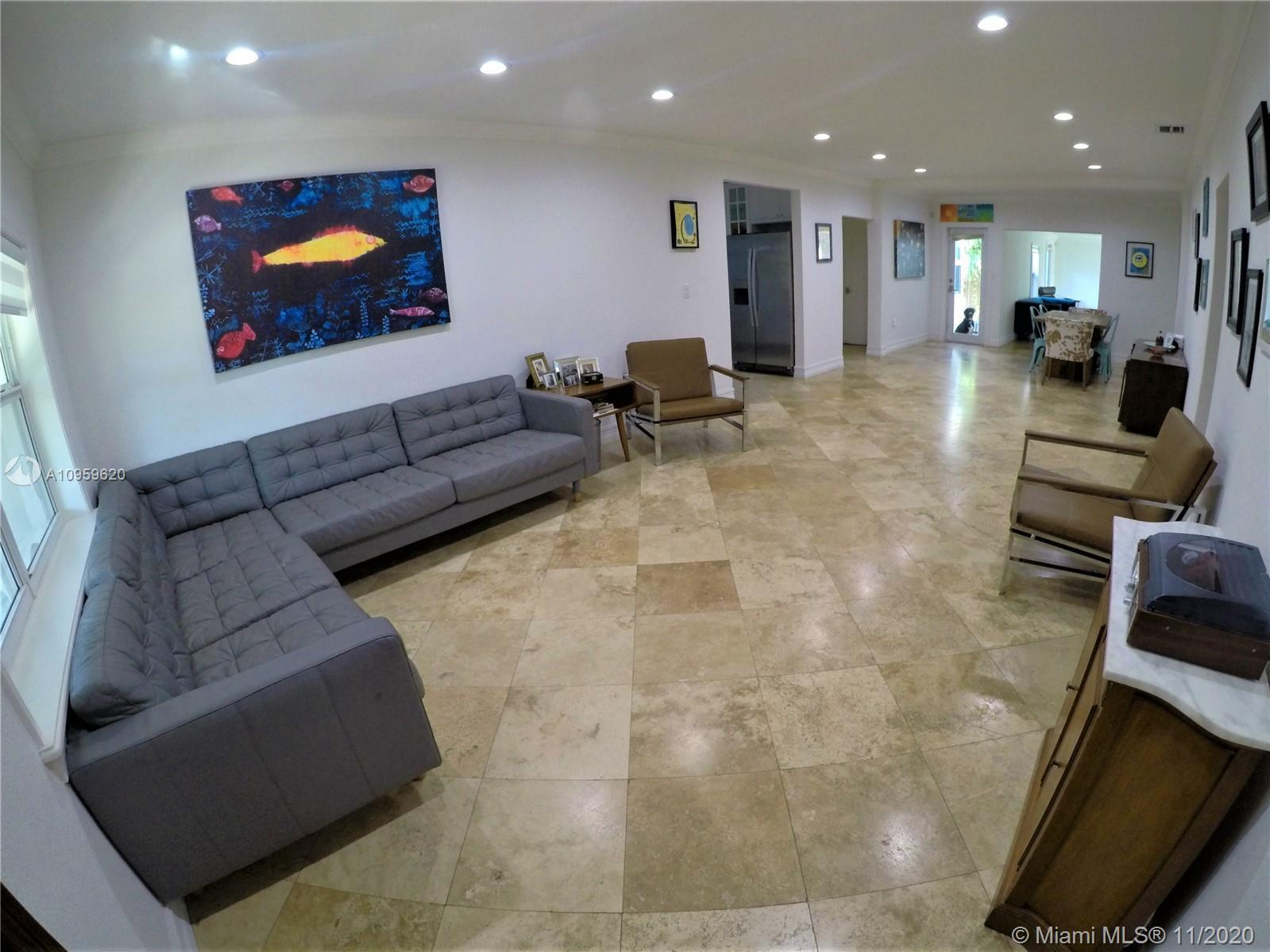 GREAT LOCATION!! STEPS TO THE OCEAN AND HOUSES OF WORSHIP. Totally updated Surfside home. As per own