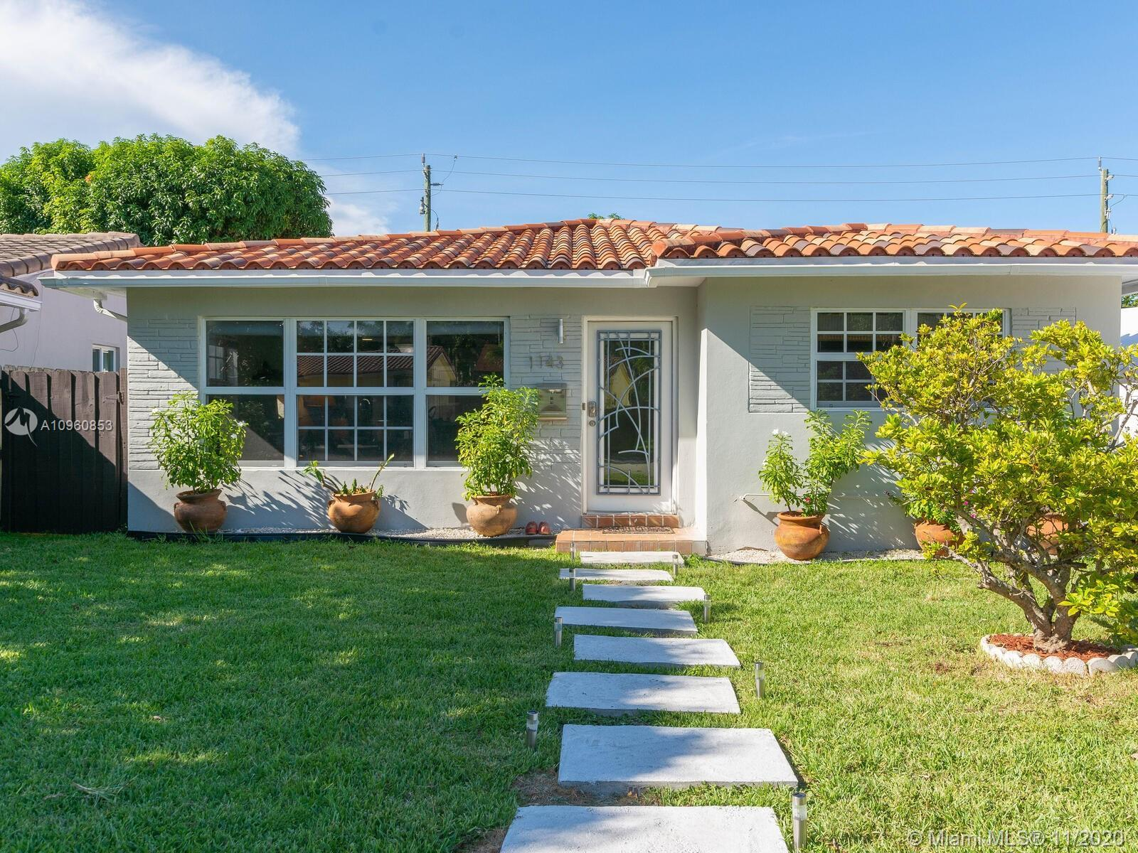 Amazing 4/3 bath single family home w/pool in prestigious Hollywood Lakes. Beautifully remodeled wit