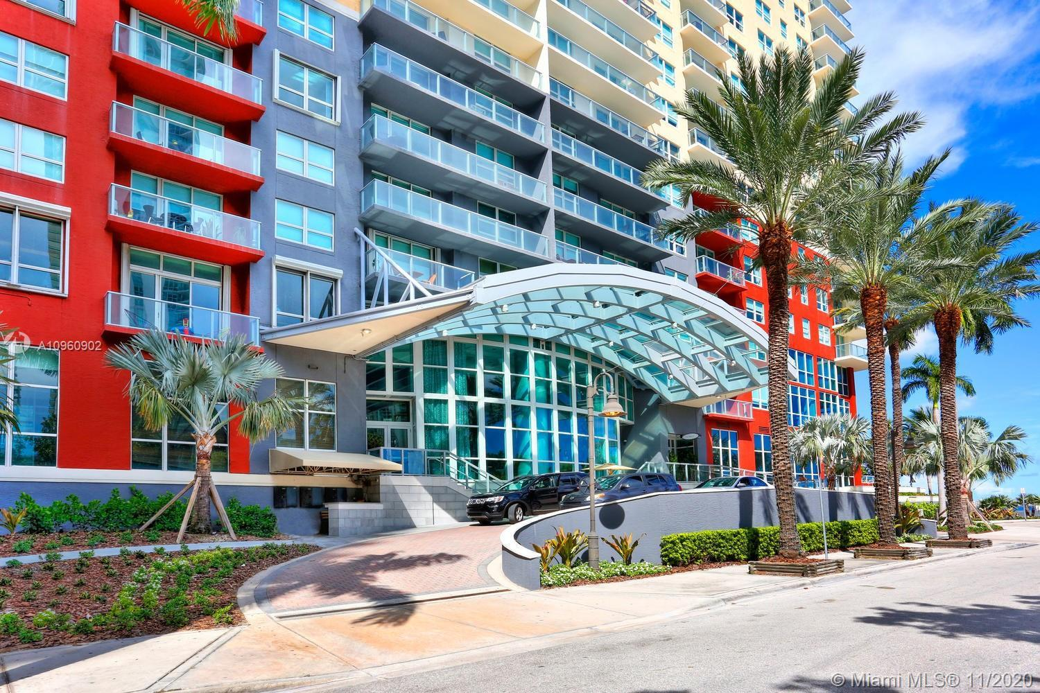 "Located in the heart of Brickell Avenue- ''The Wall Street of the South"", The Mark on Brickell Condo"