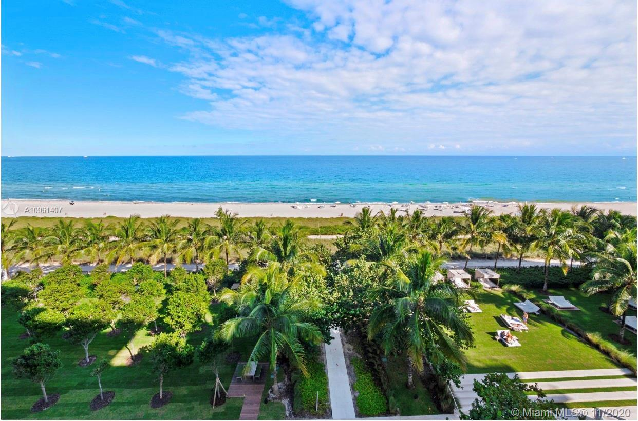 Enjoy DIRECT OCEAN VIEWS with SE EXPOSURE from the MOST DESIRABLE & RARELY AVAILABLE CORNER LINE at