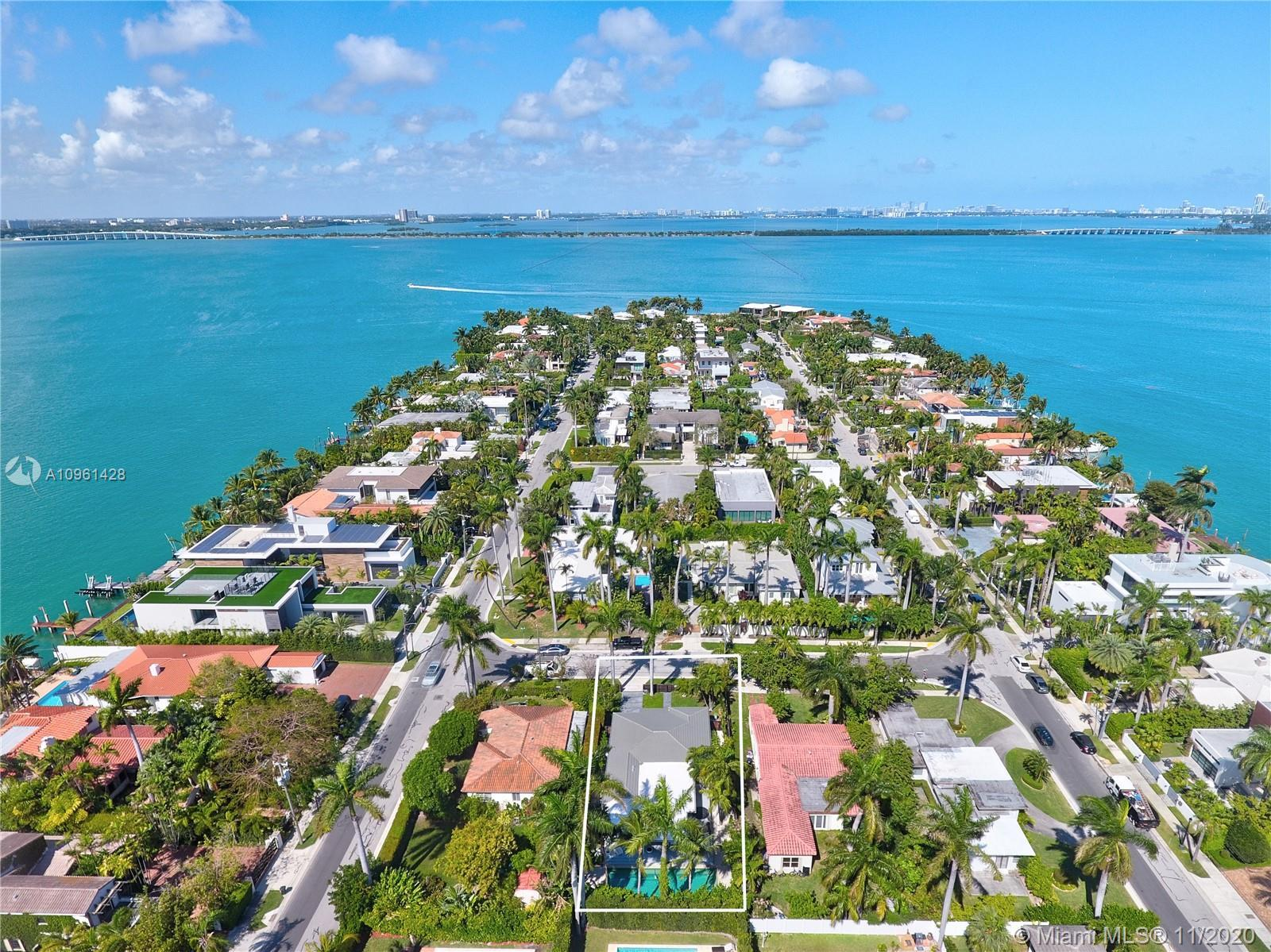Beautiful Venetian Island home completely renovated throughout with meticulous attention to detail.