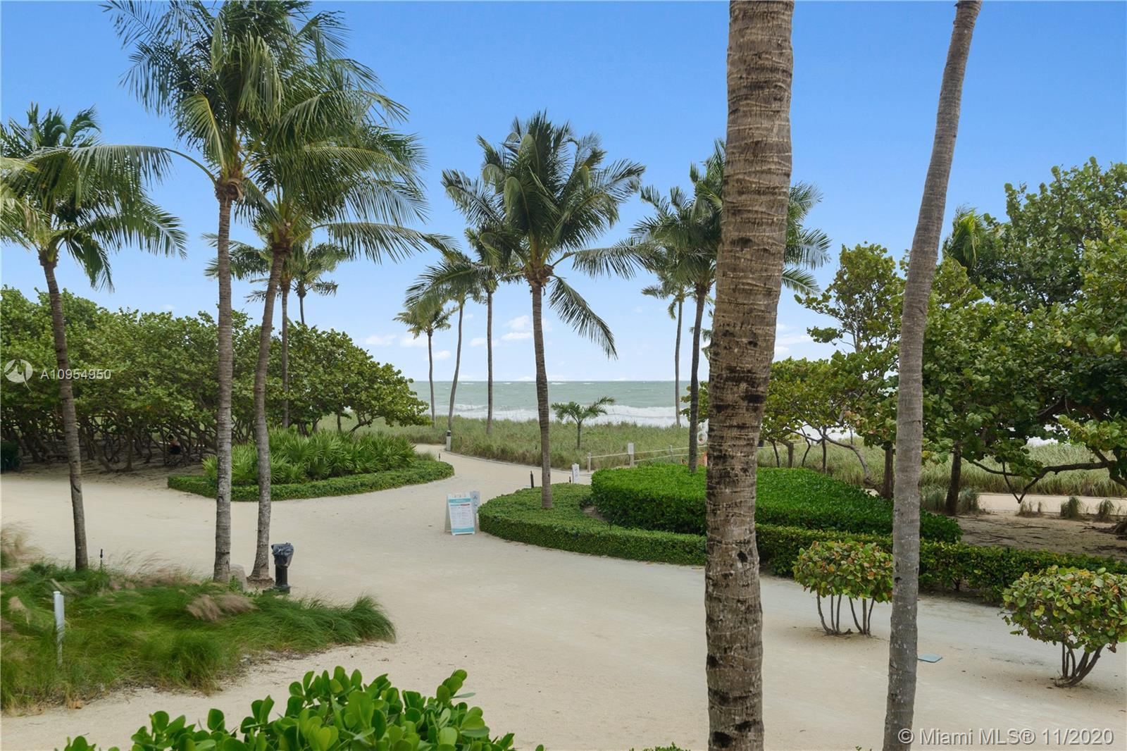 Come live in the heart of prestigious Bal Harbour. This spacious 1-bedroom, 1-bathroom unit freshly