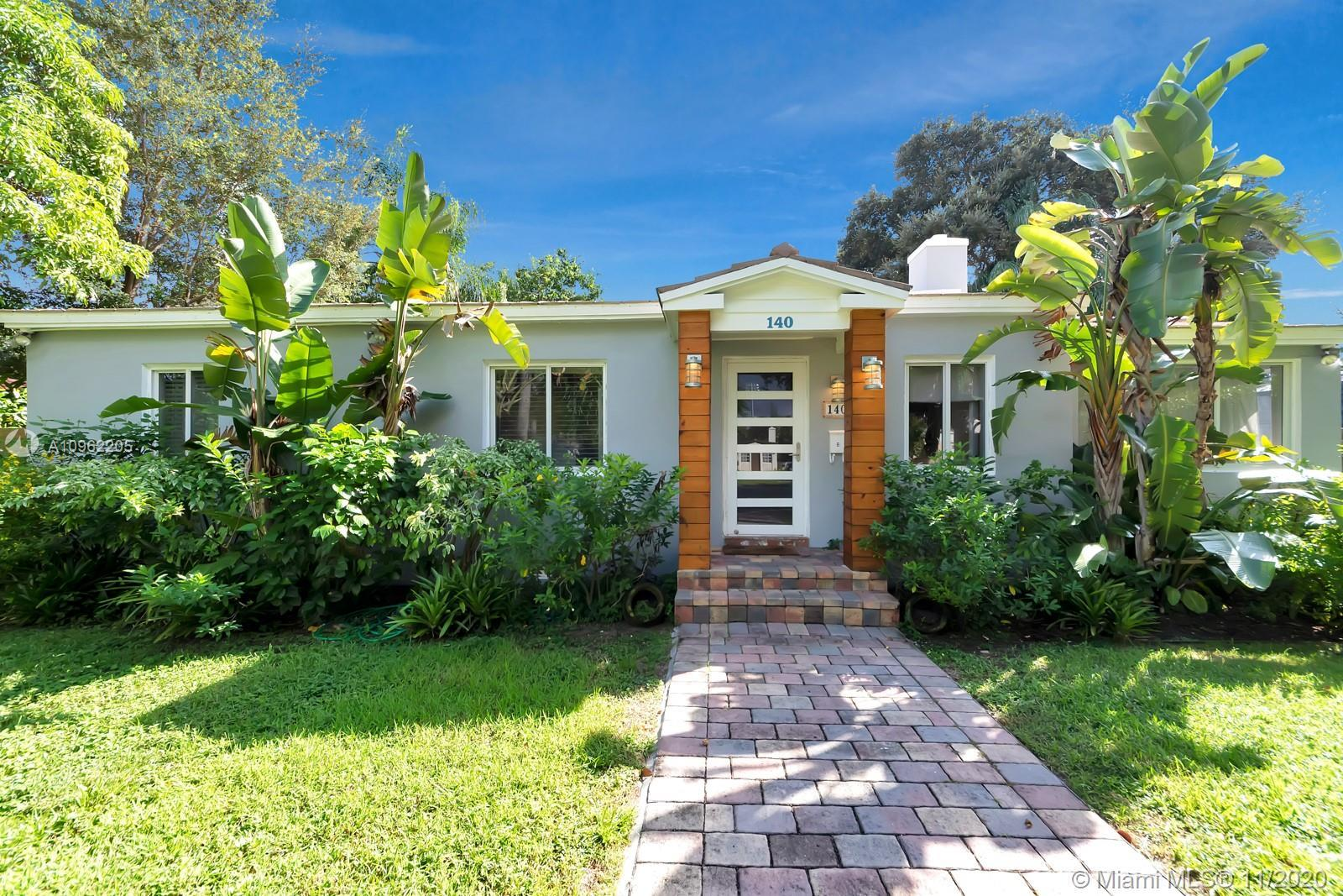 Turn key Miami Shores masterpiece ready for you to call it home! This 4/2 pool home will satisfy you