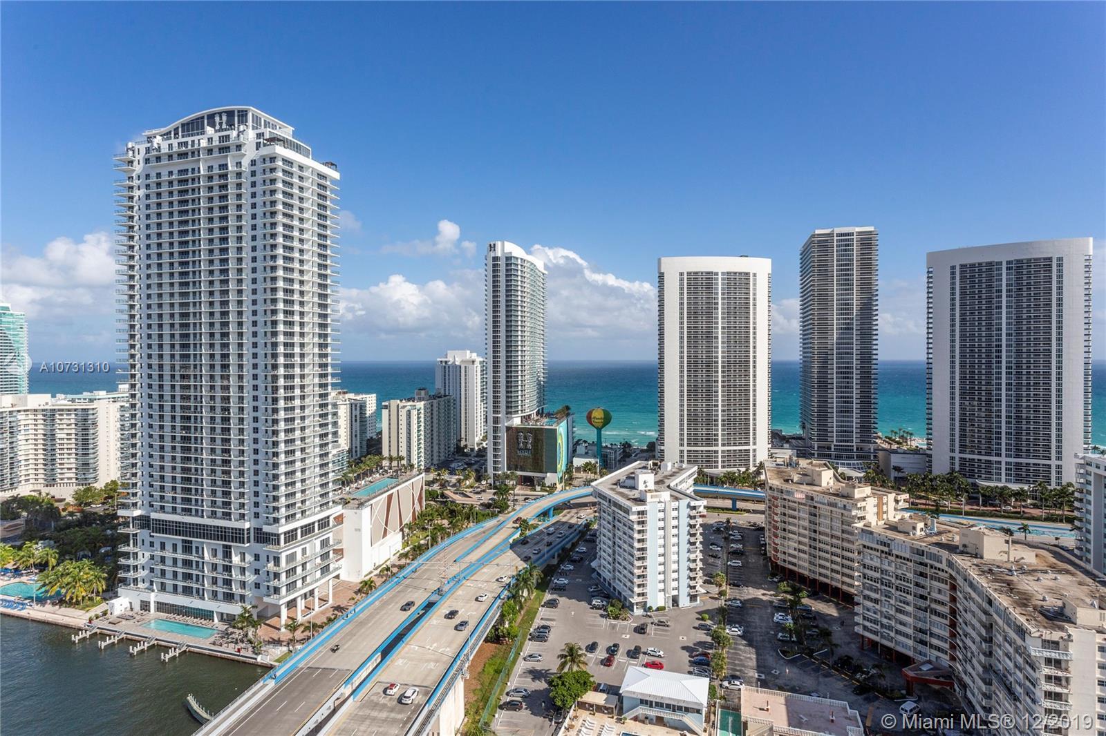 PRICED TO SELL! Beautiful Hallandale Beach. Beachwalk Condominium, Fabulously designed modern 3/3, c