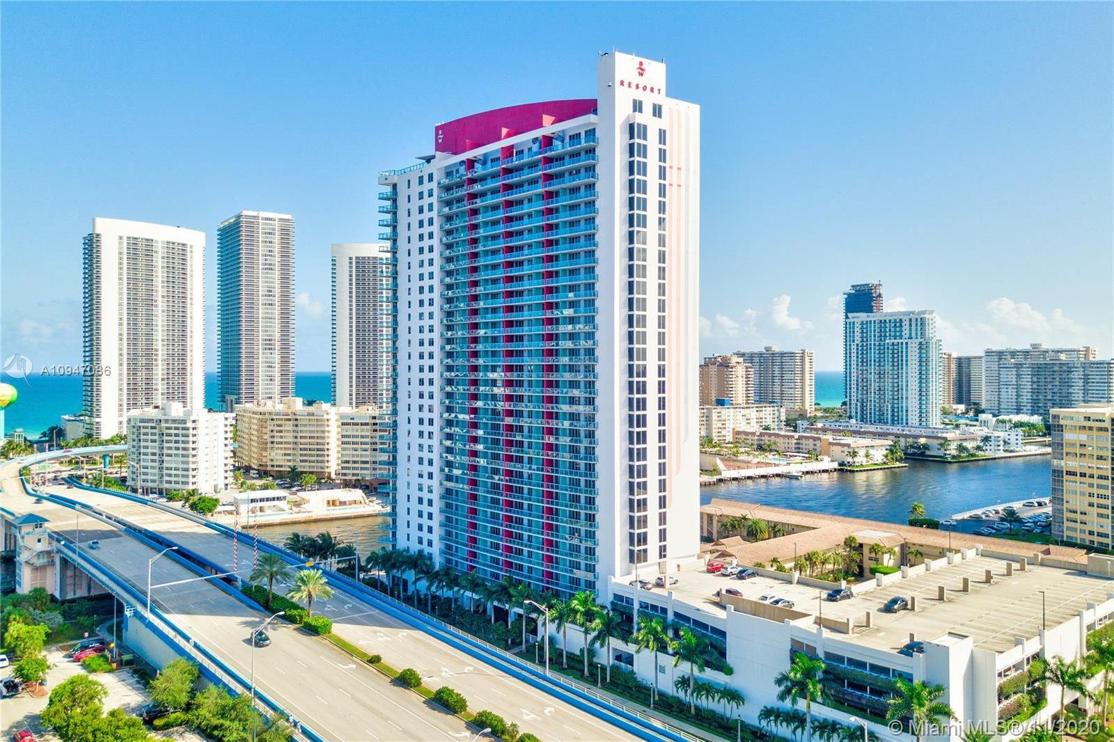 ENJOY AMAZING OCEAN, INTRACOASTAL AND CITY SKYLINE VIEWS FROM SPECTACULAR SPACIOUS 2 BED 2 BATHS CON