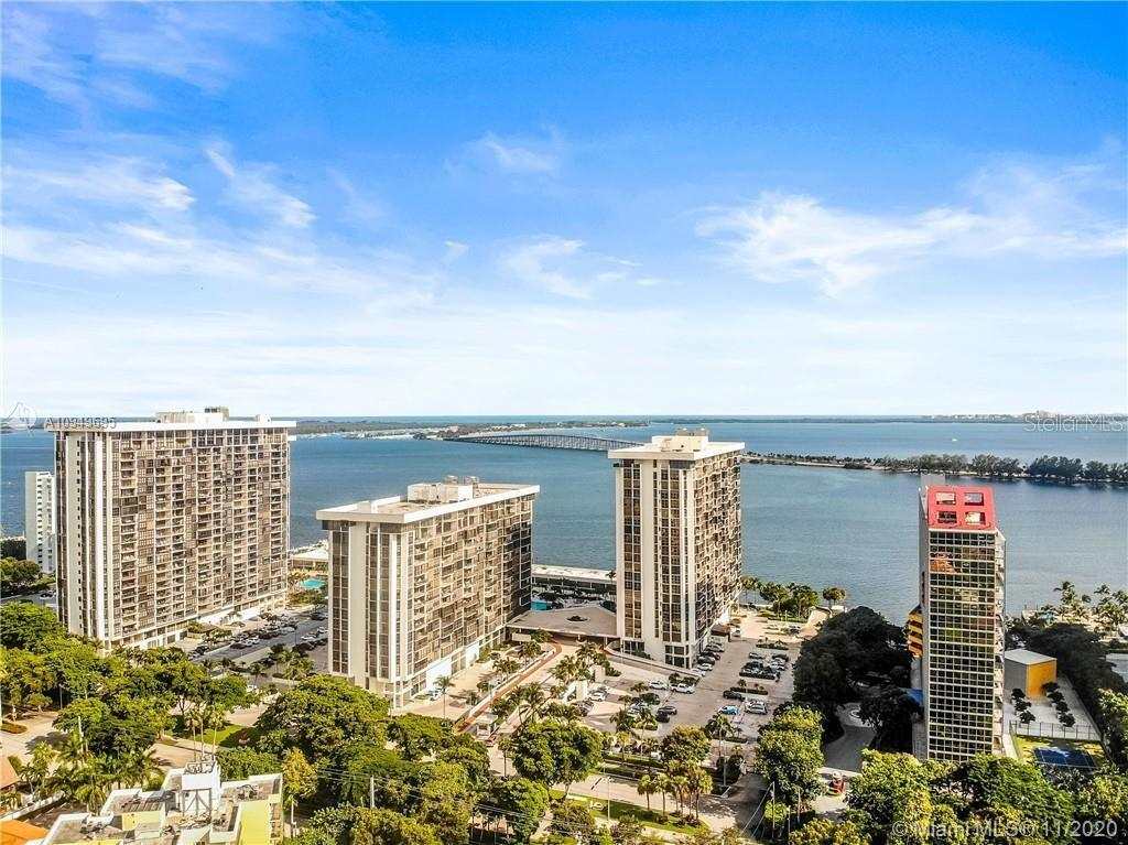 Breathtaking Bay and City views from every room of this modern condo on prestigious BRICKELL AVE! 20