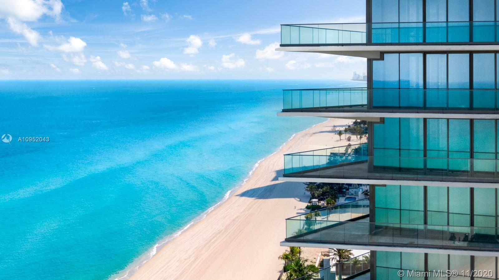 One of the most beautiful residences at the one and only Residences by Armani Casa in Sunny Isles Be