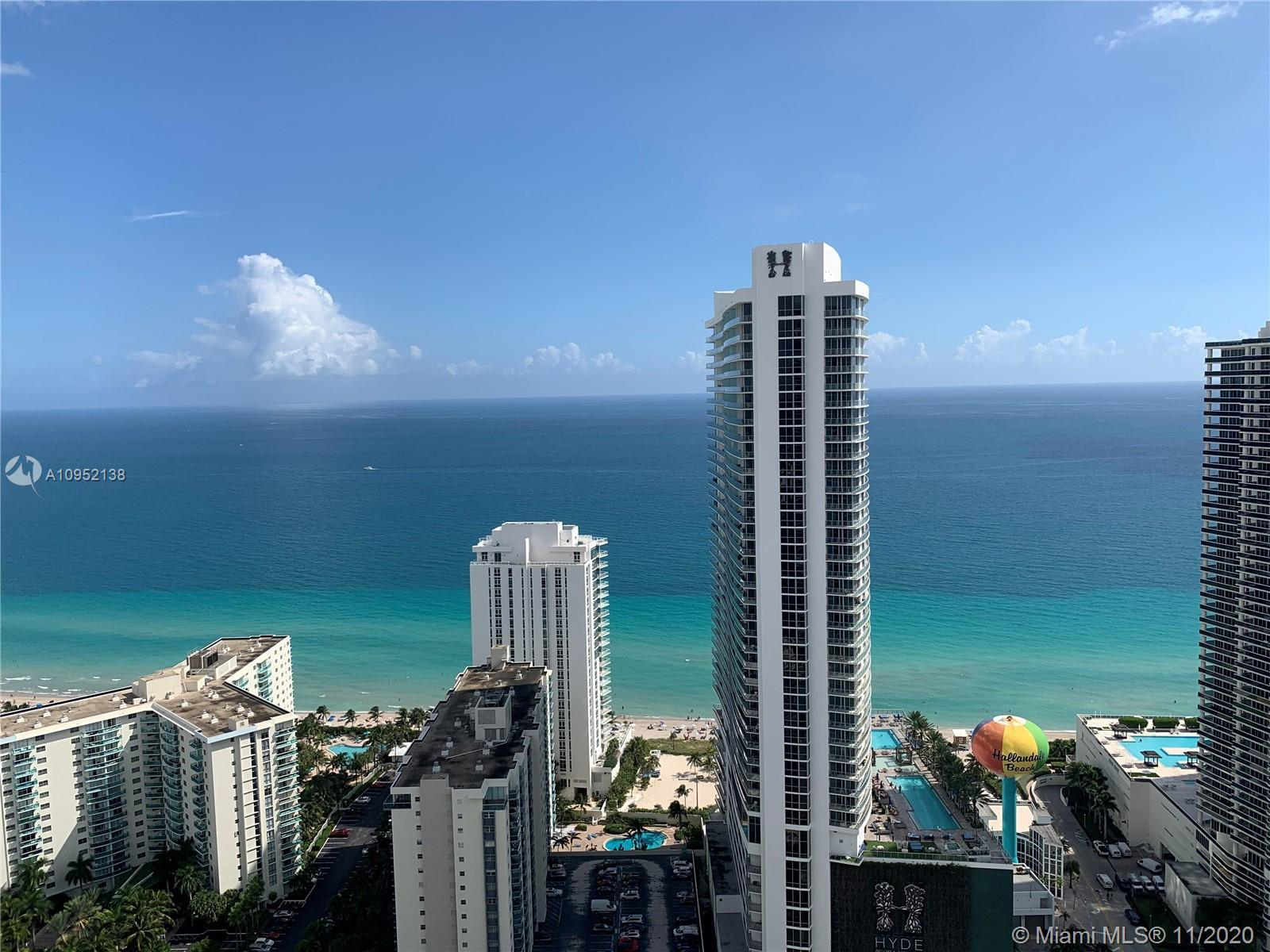 Gorgeous Brand new residential condo hotel. Incredible panoramic ocean and skyline views. 5 Star res