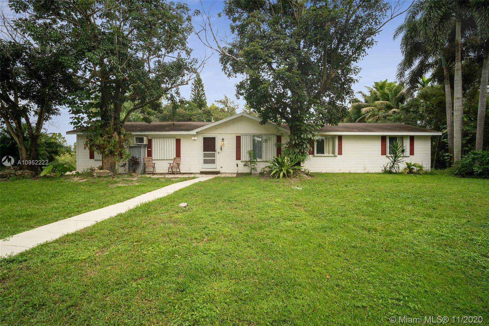 Come home to this little Ranch house nestled in a private culdesac on a 1.25-acre lot. You have so m
