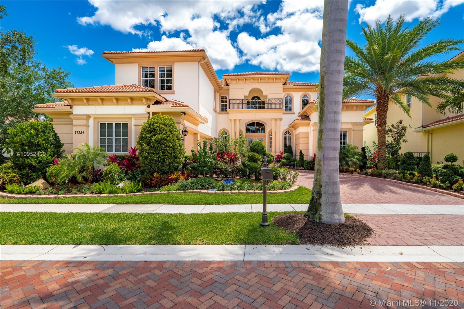 Enjoy the wonderful Boca lifestyle in this elegant 6 bedroom 6 bathroom impeccably renovated home. G