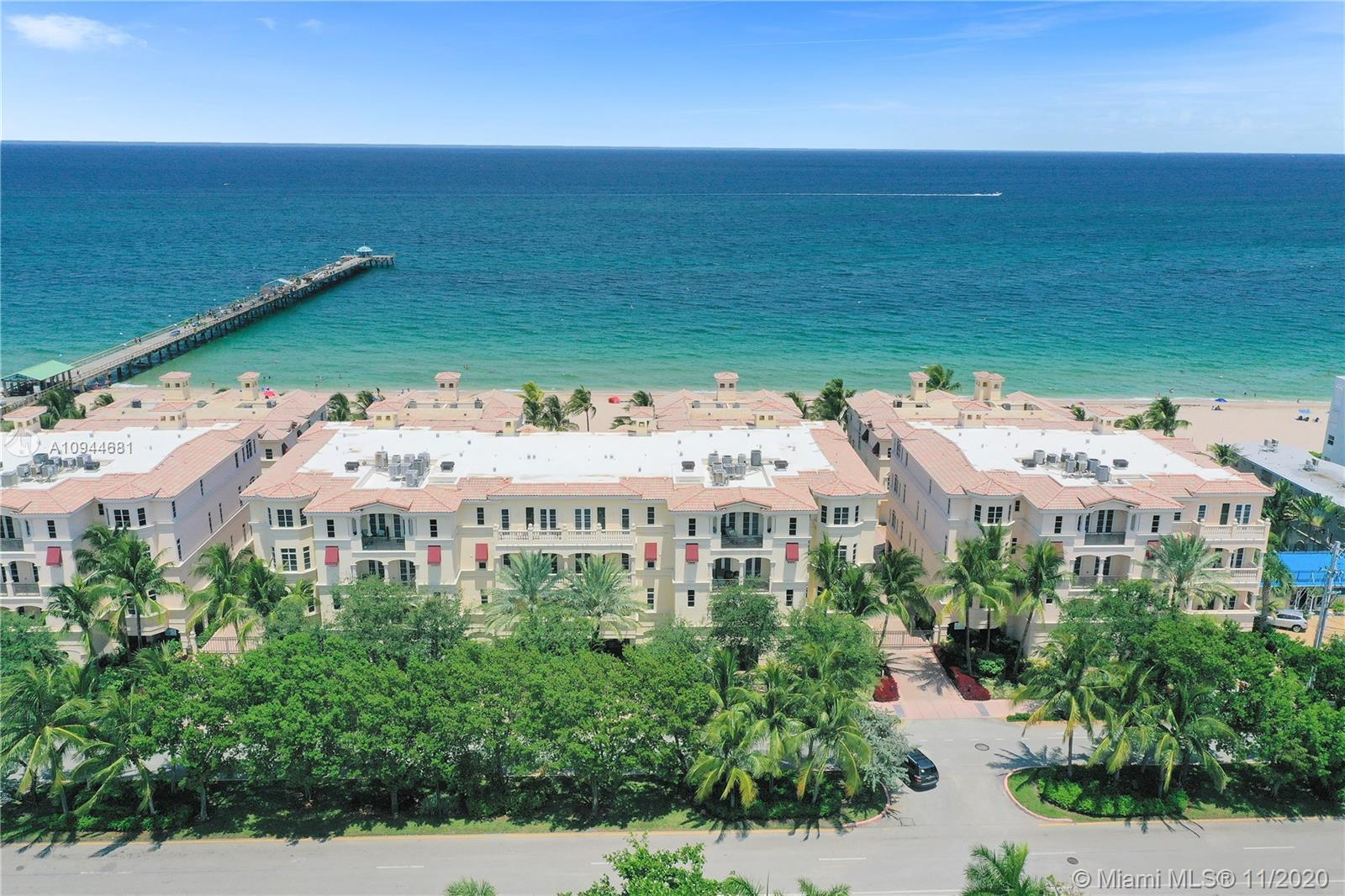 Magnificent 2-Story Townhome with ocean views from the moment you arrive. Oriana By The Sea is locat
